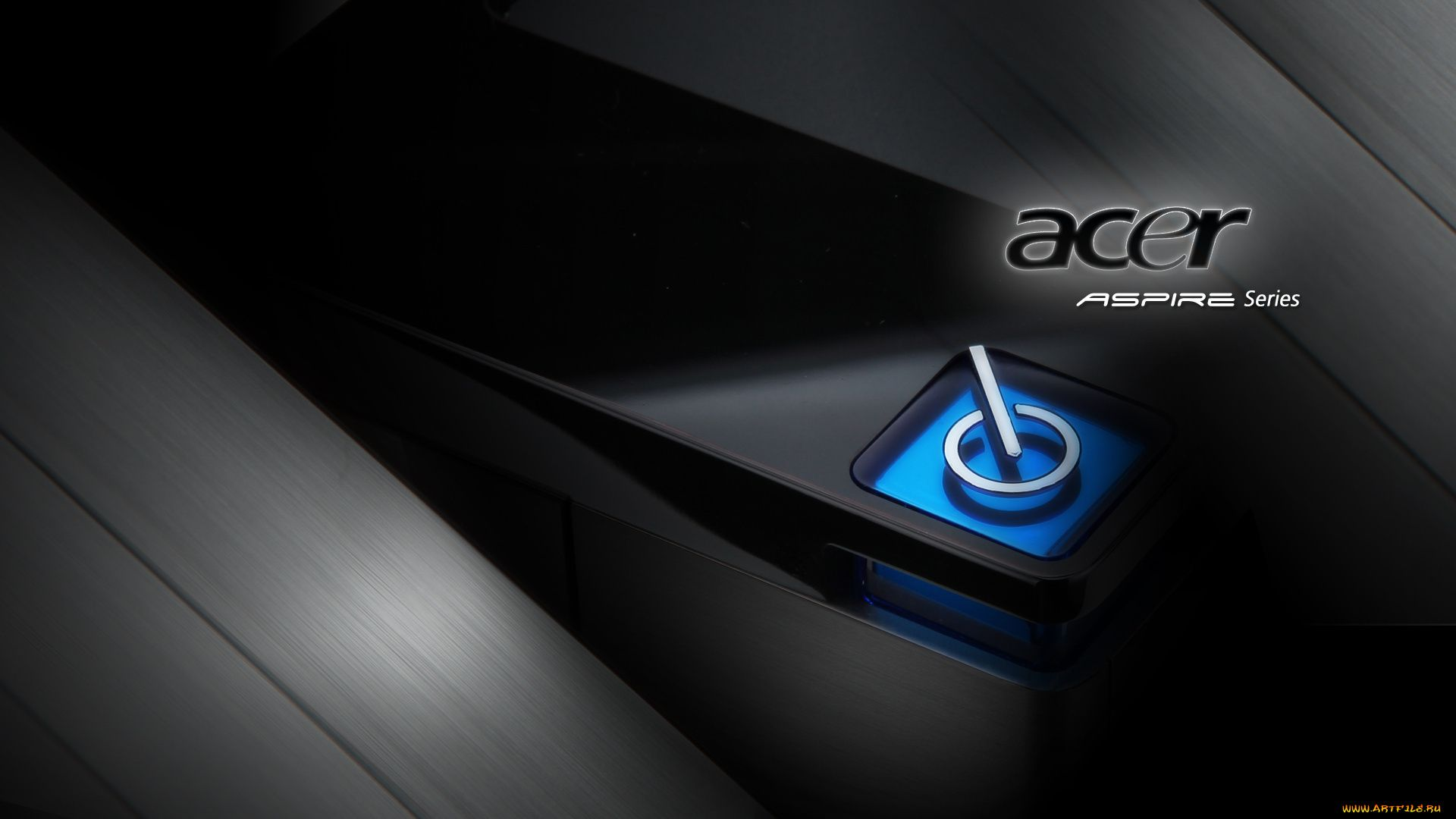 Screensaver Acer Aspire Desktop