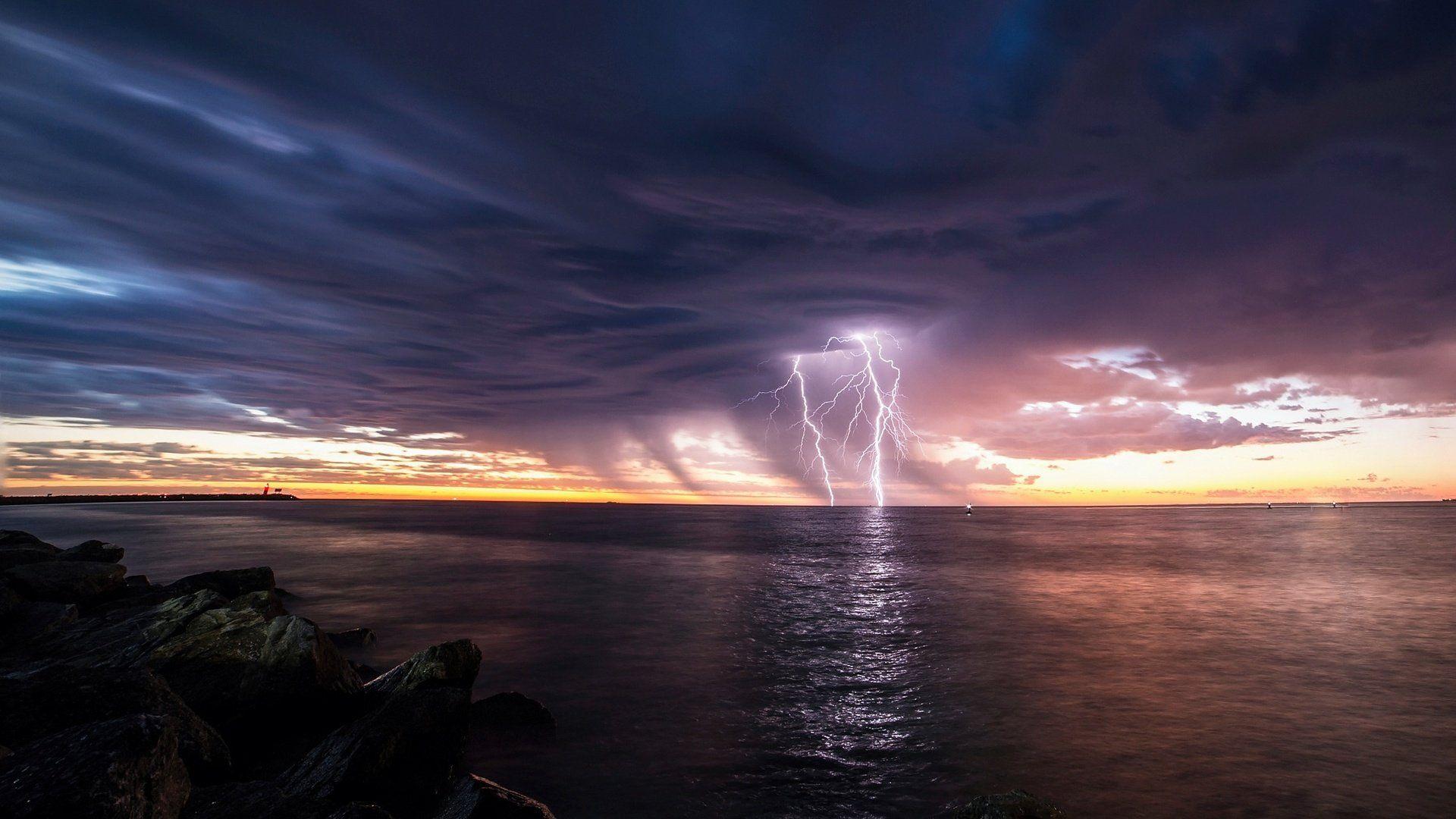 Sea Storm Storm