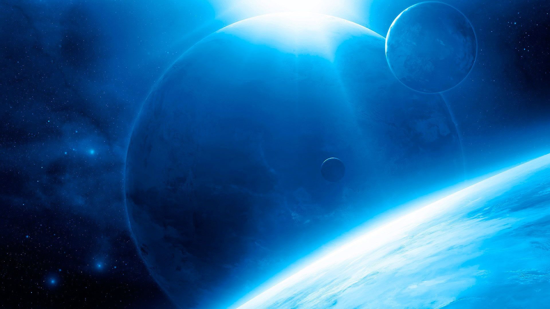 Space And Planets Wallpapers