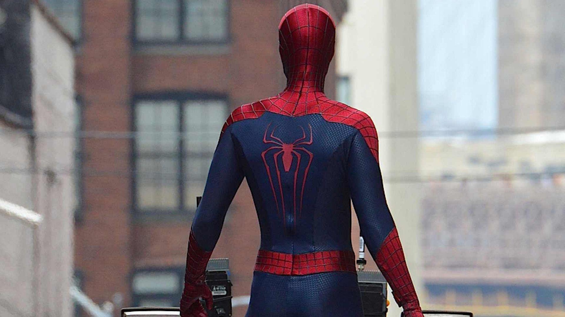 Spider Man New Spider Man 1
