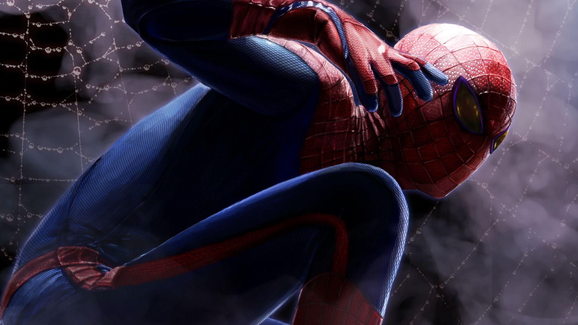 Spider Man Photo