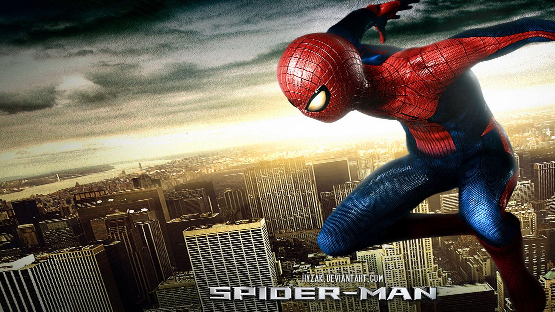 Spider Man Pictures