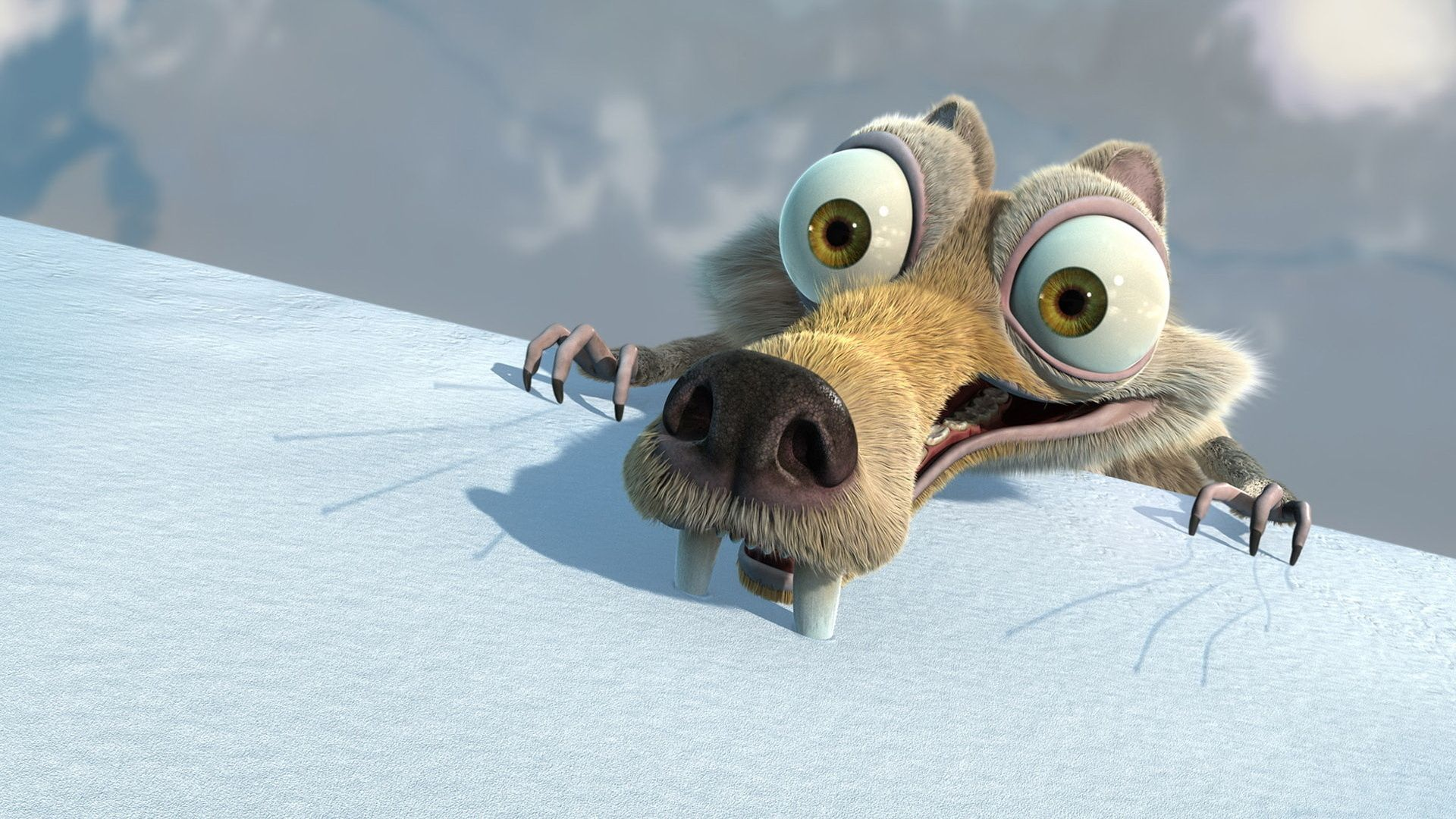 Squirrel From Ice Age