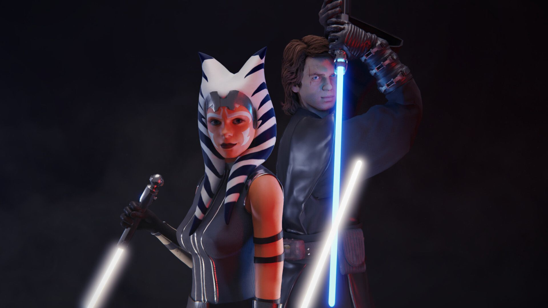 Ahsoka Wallpapers 20 Images Wallpaperboat