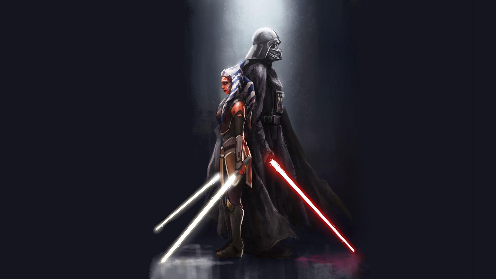 Star Wars Arts For Your Desktop