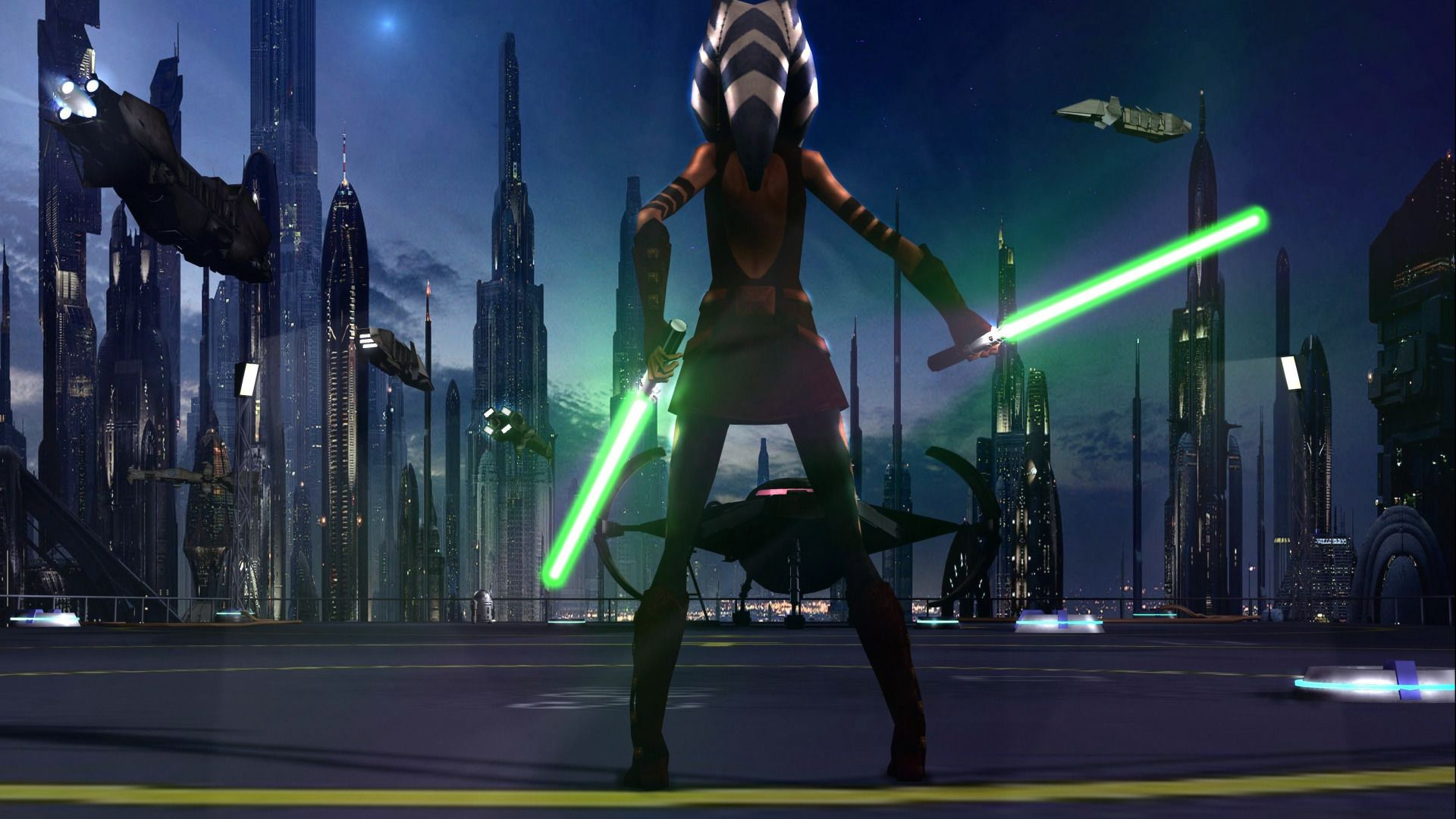 Star Wars The Clone Wars Ahsoka Wallpaper
