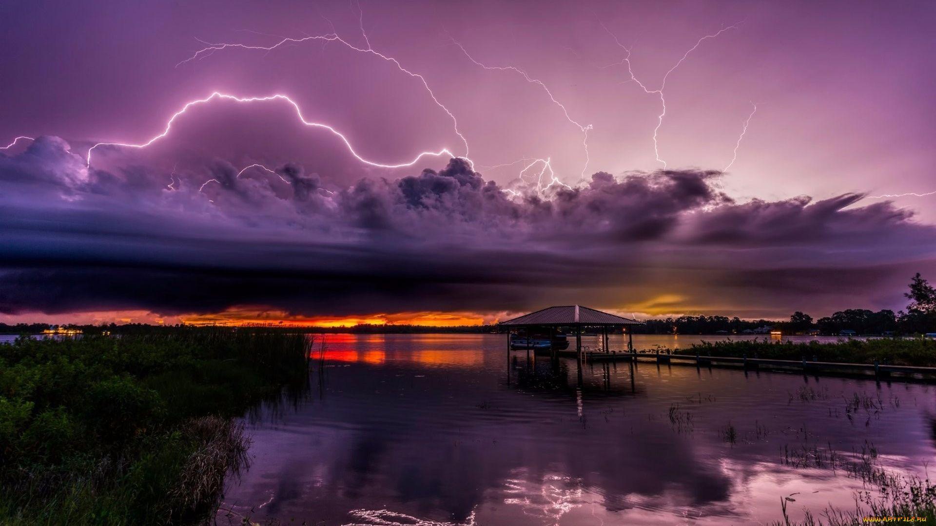 Storm Beautiful Photo