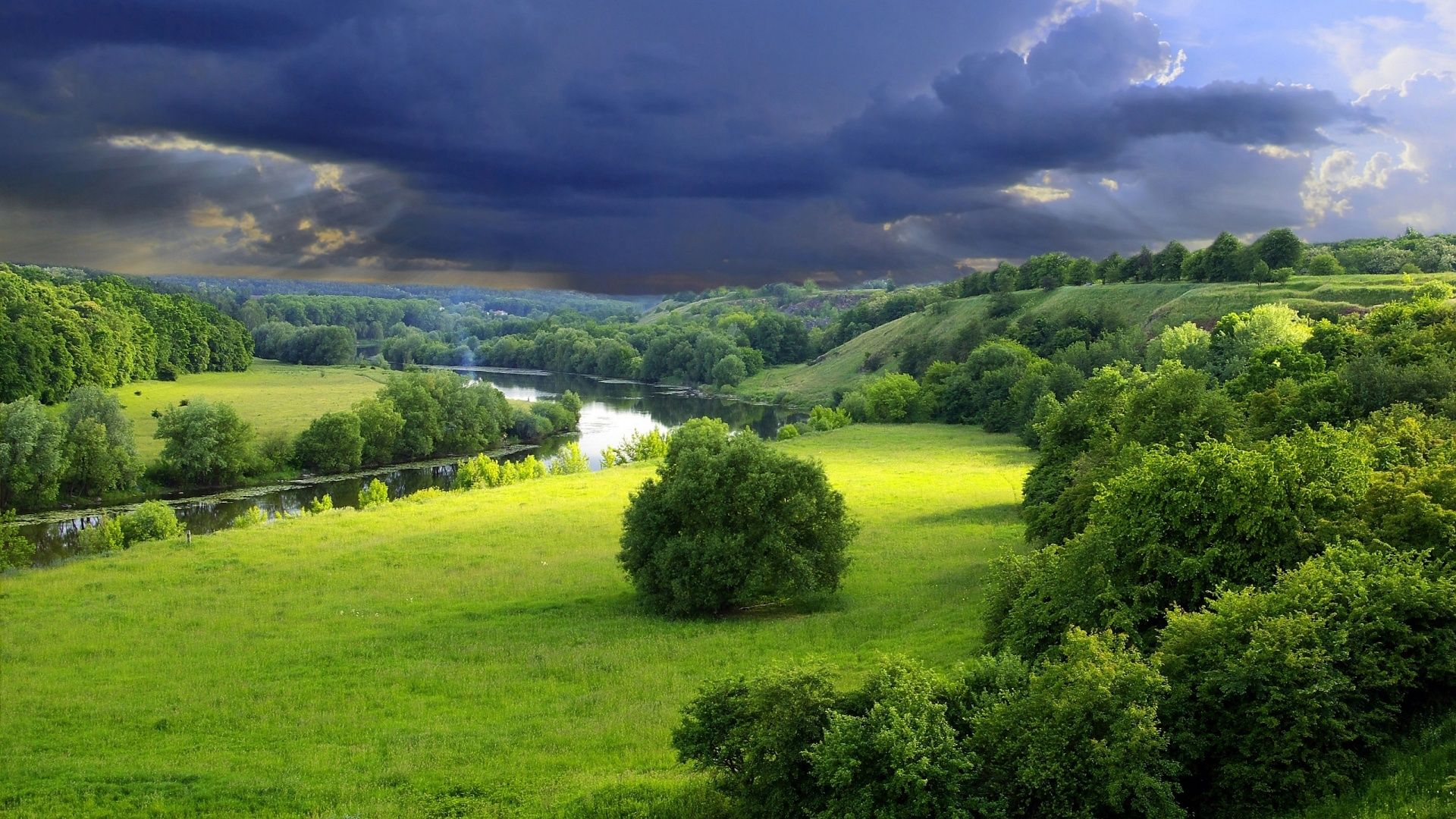 Summer Landscapes And Nature Photos