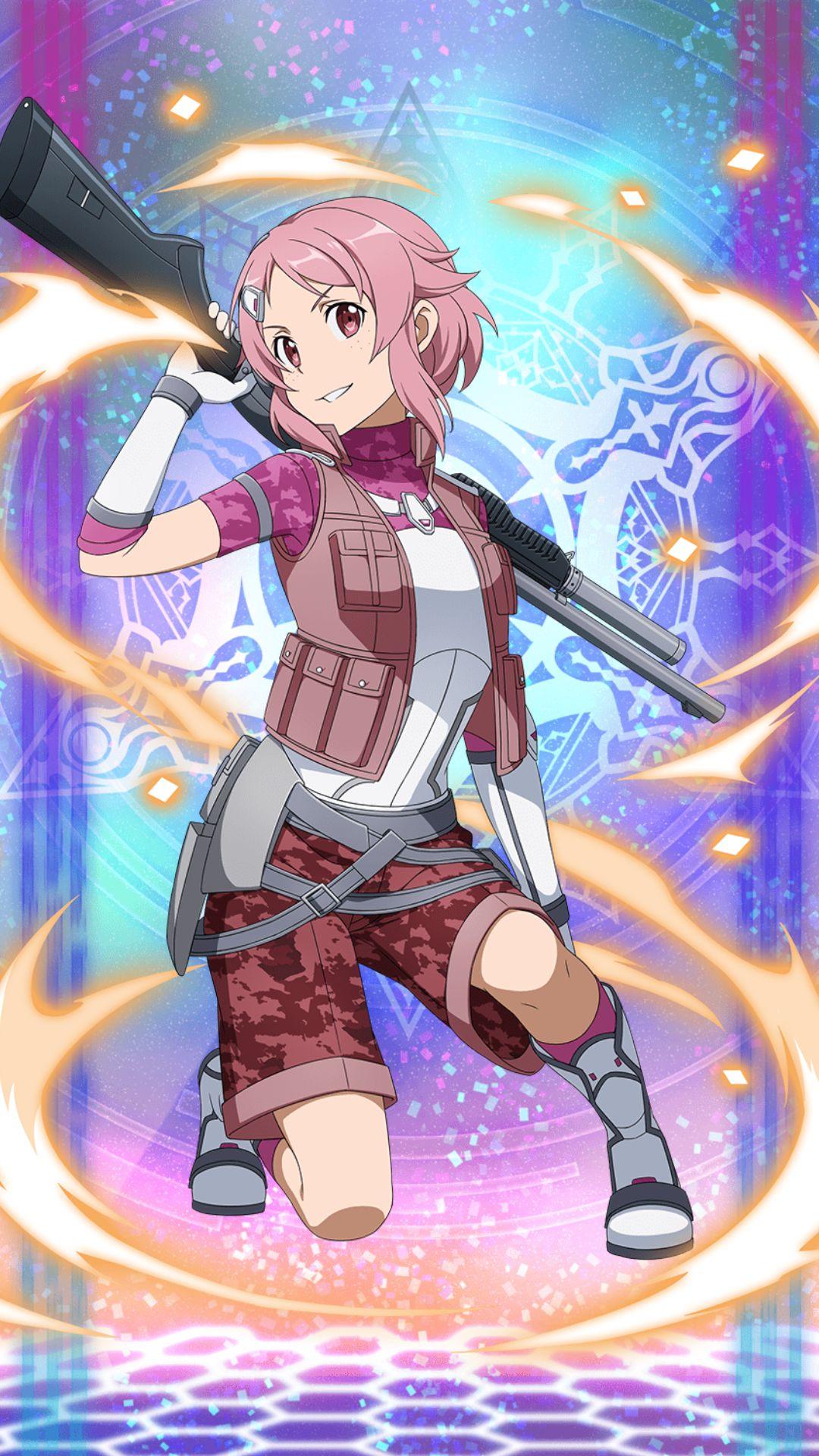 Sword Art Online Lizbeth Ggo