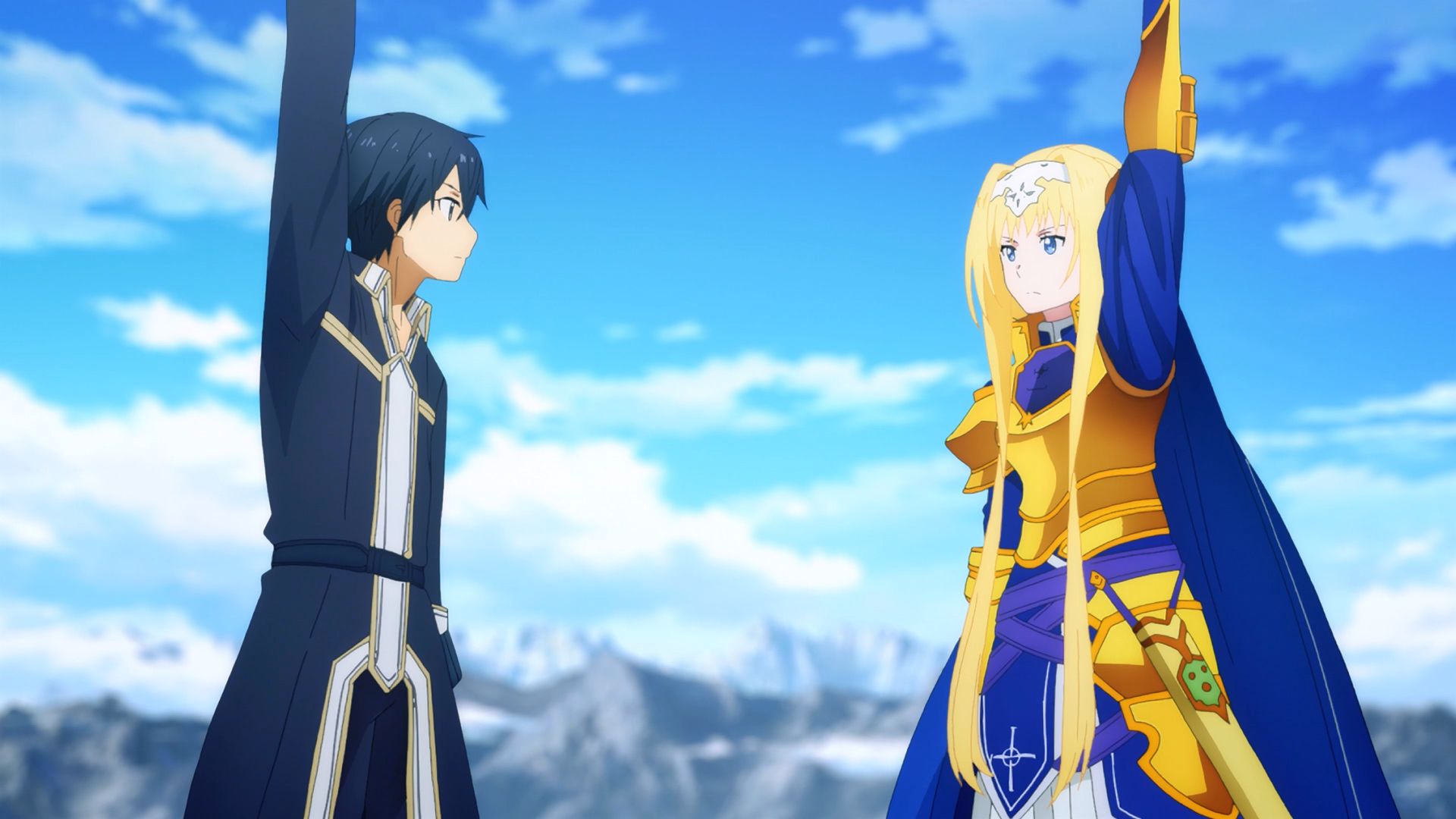 Sword Art Online Alicization Alice