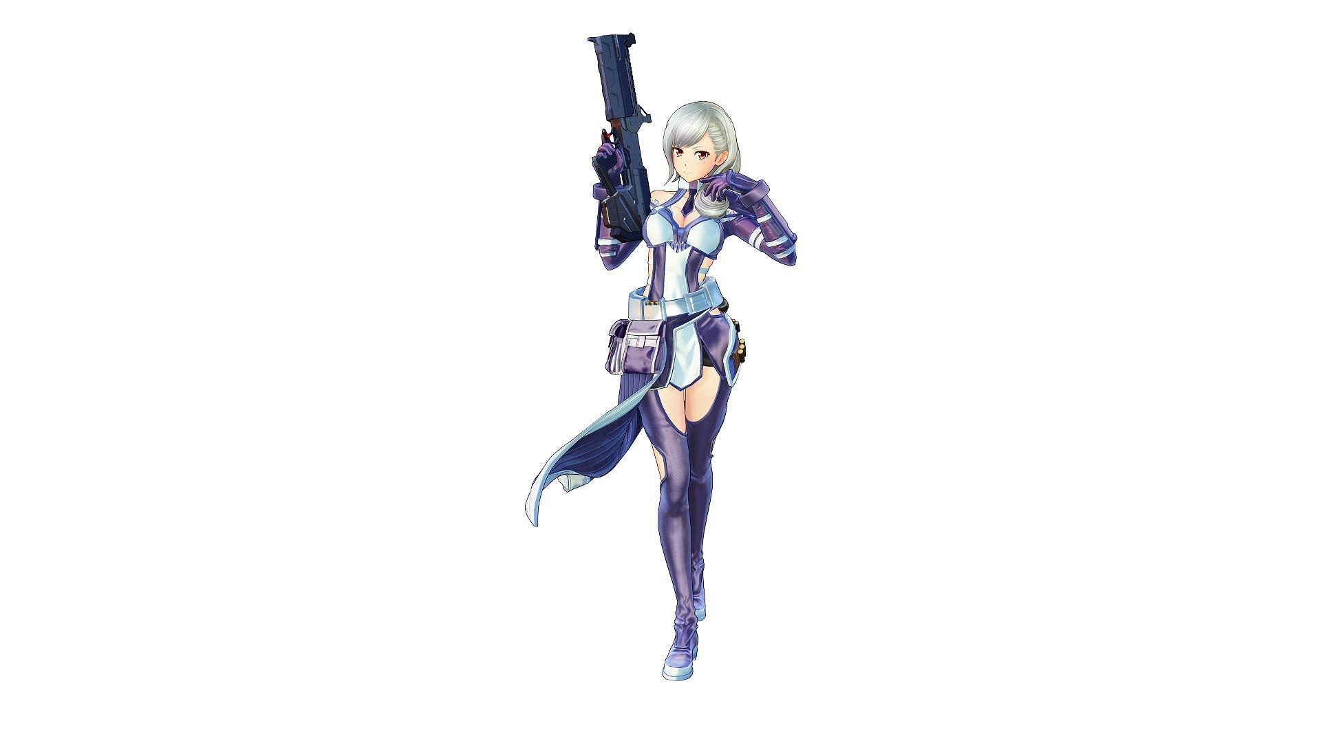 Sword Art Online Fatal Bullet Zeliska