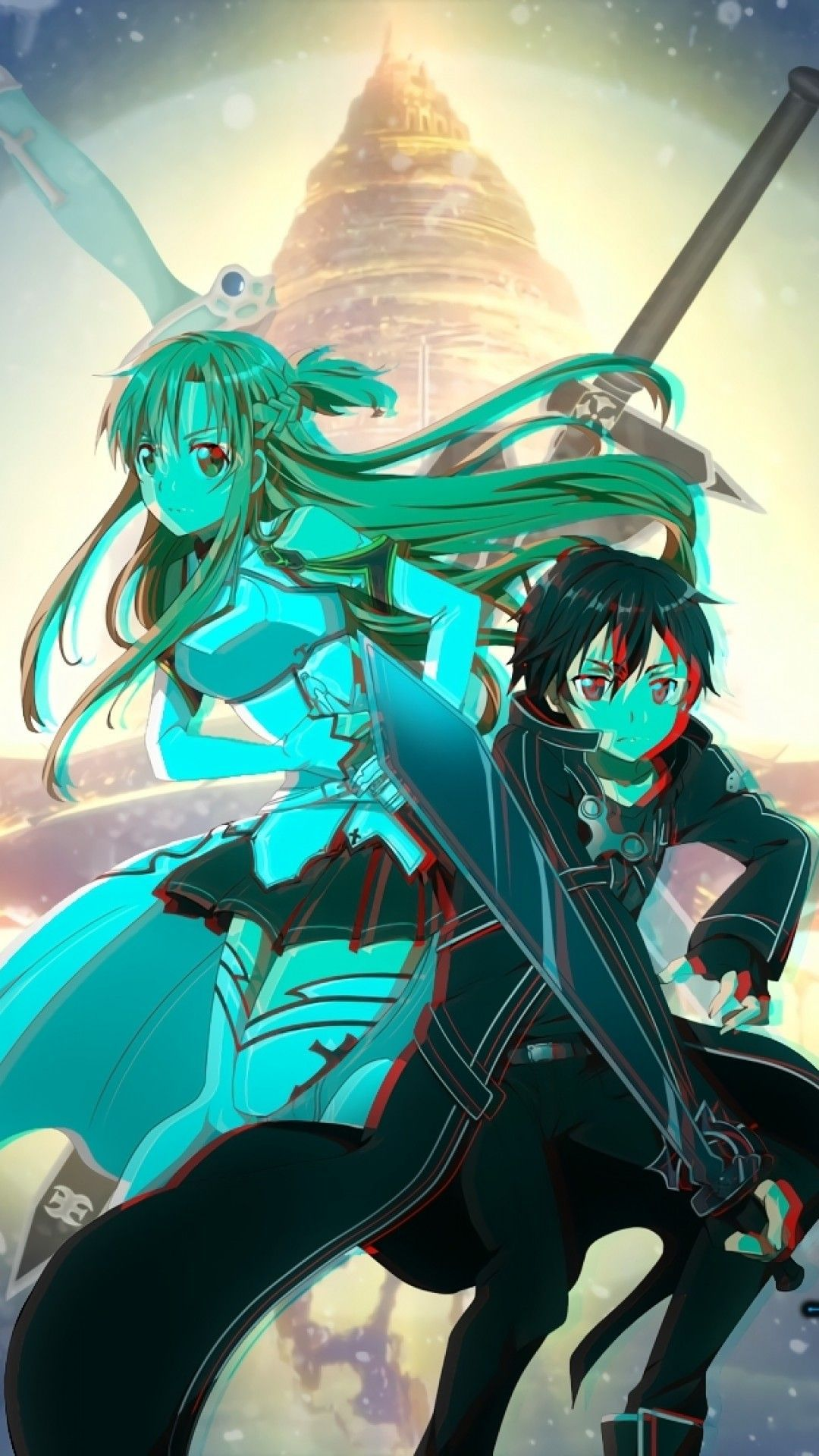 Sword Art Online Iphone Wallpapers