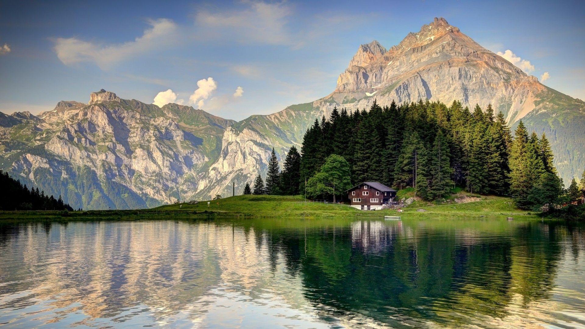 The Alps, Switzerland Photo