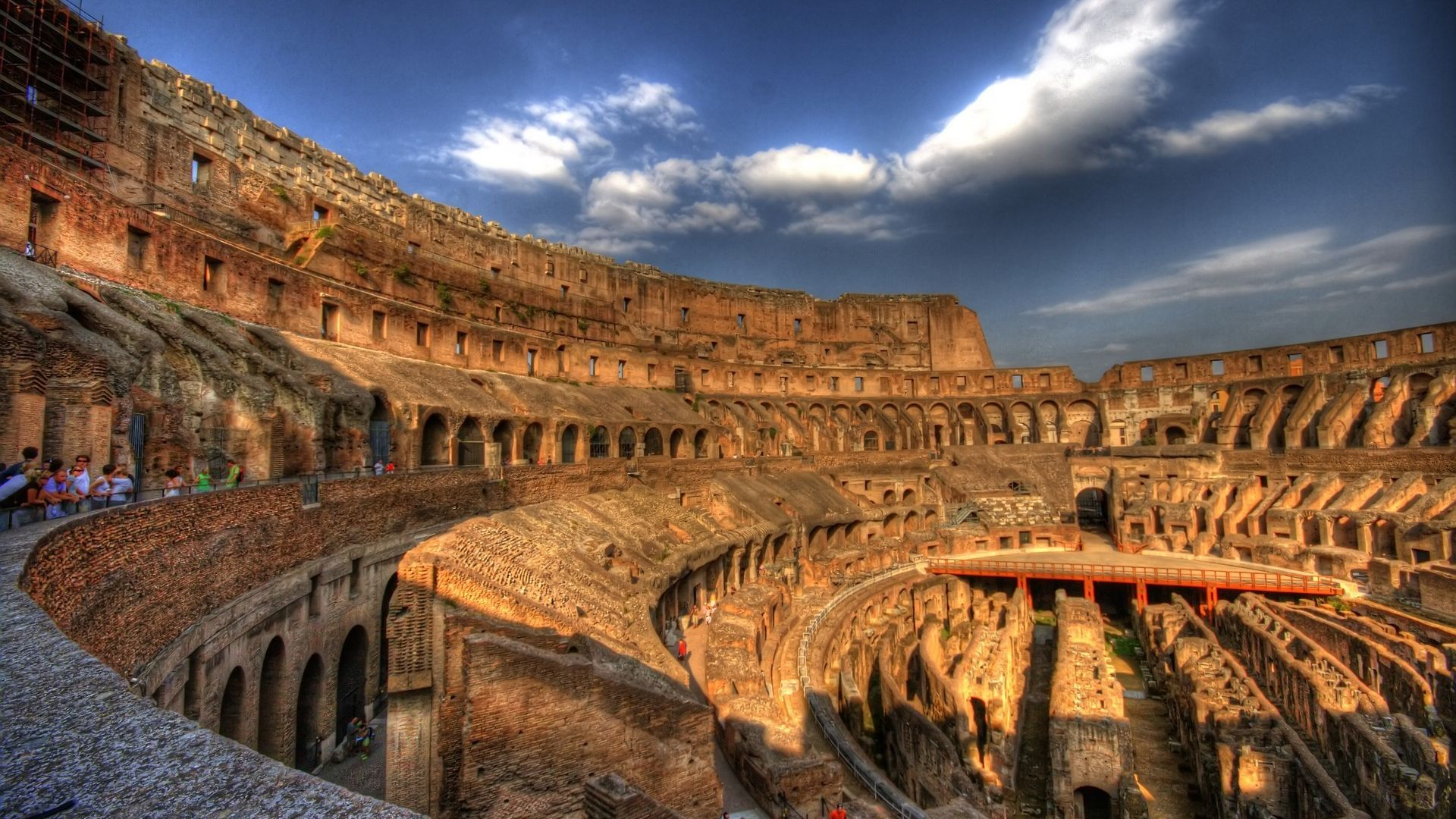 The Colosseum Rome Italy