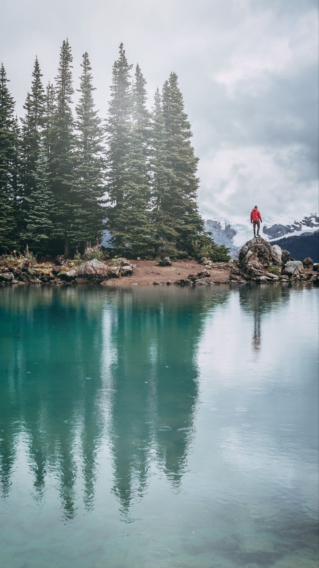 The Garibaldi Lake