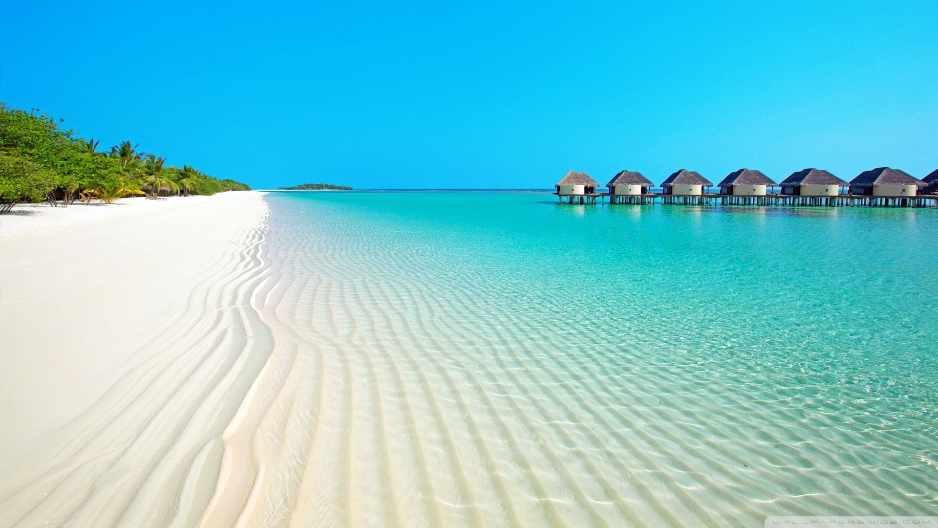 The Maldives Beach
