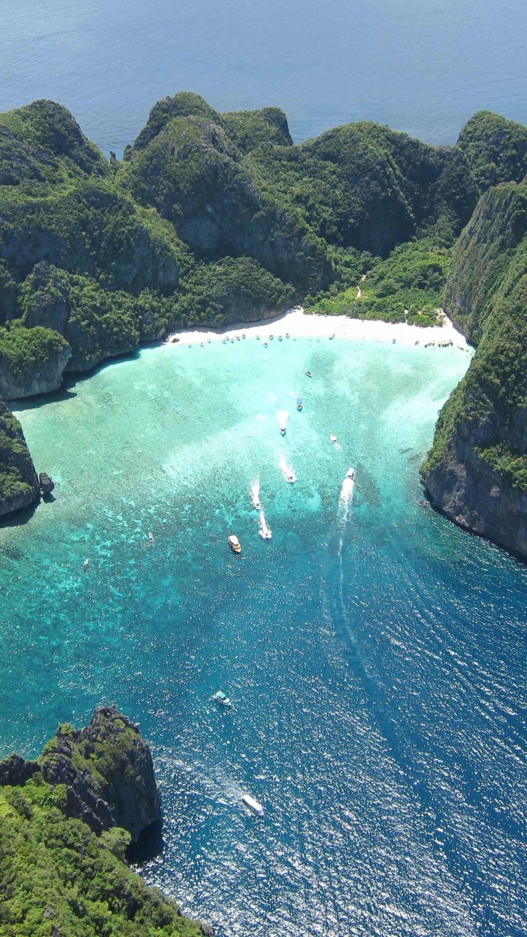 The Phi Phi Island Thailand