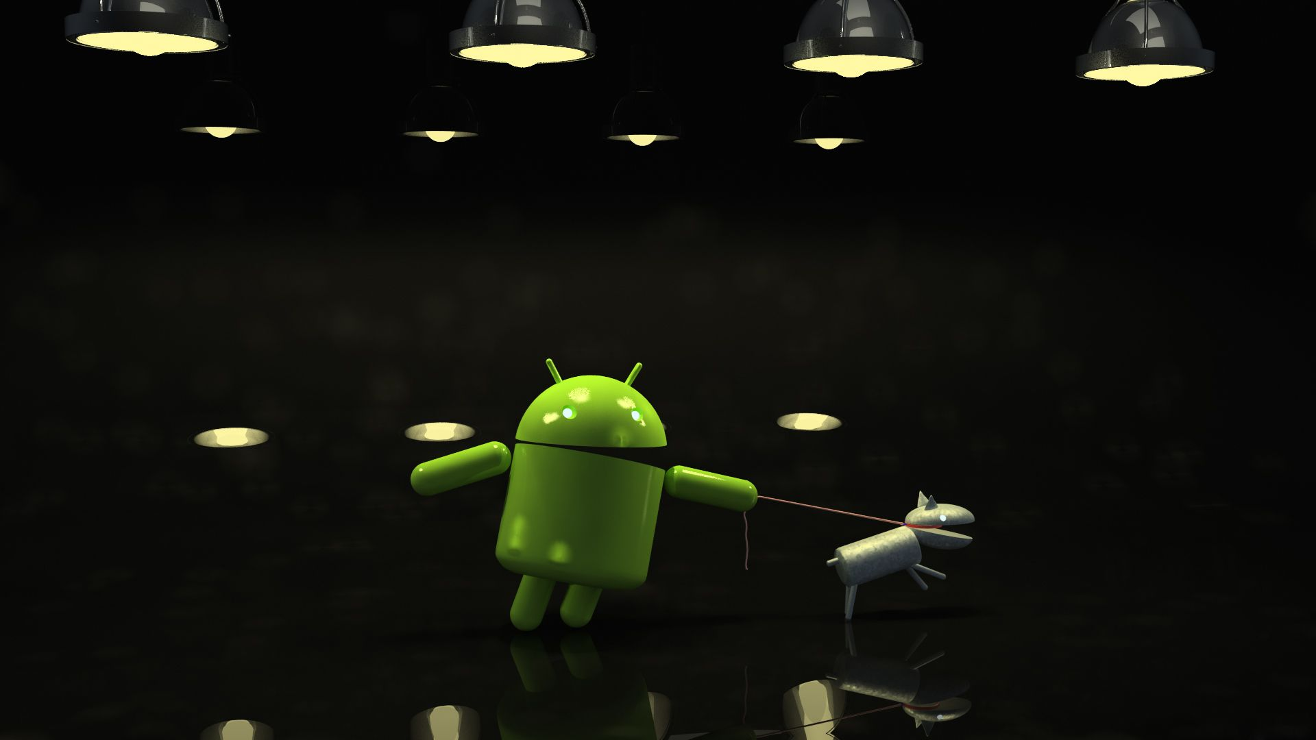 The Wallpaper In Android
