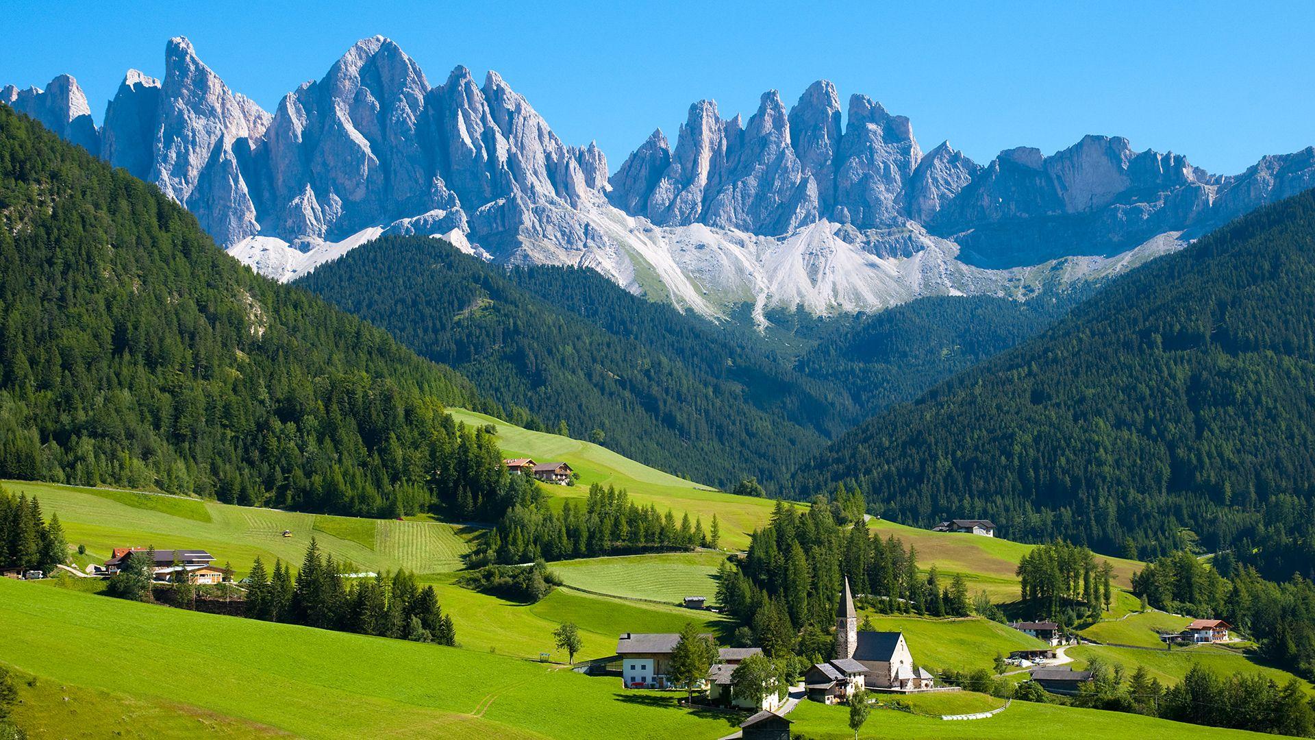 The Wallpapers Alps Switzerland