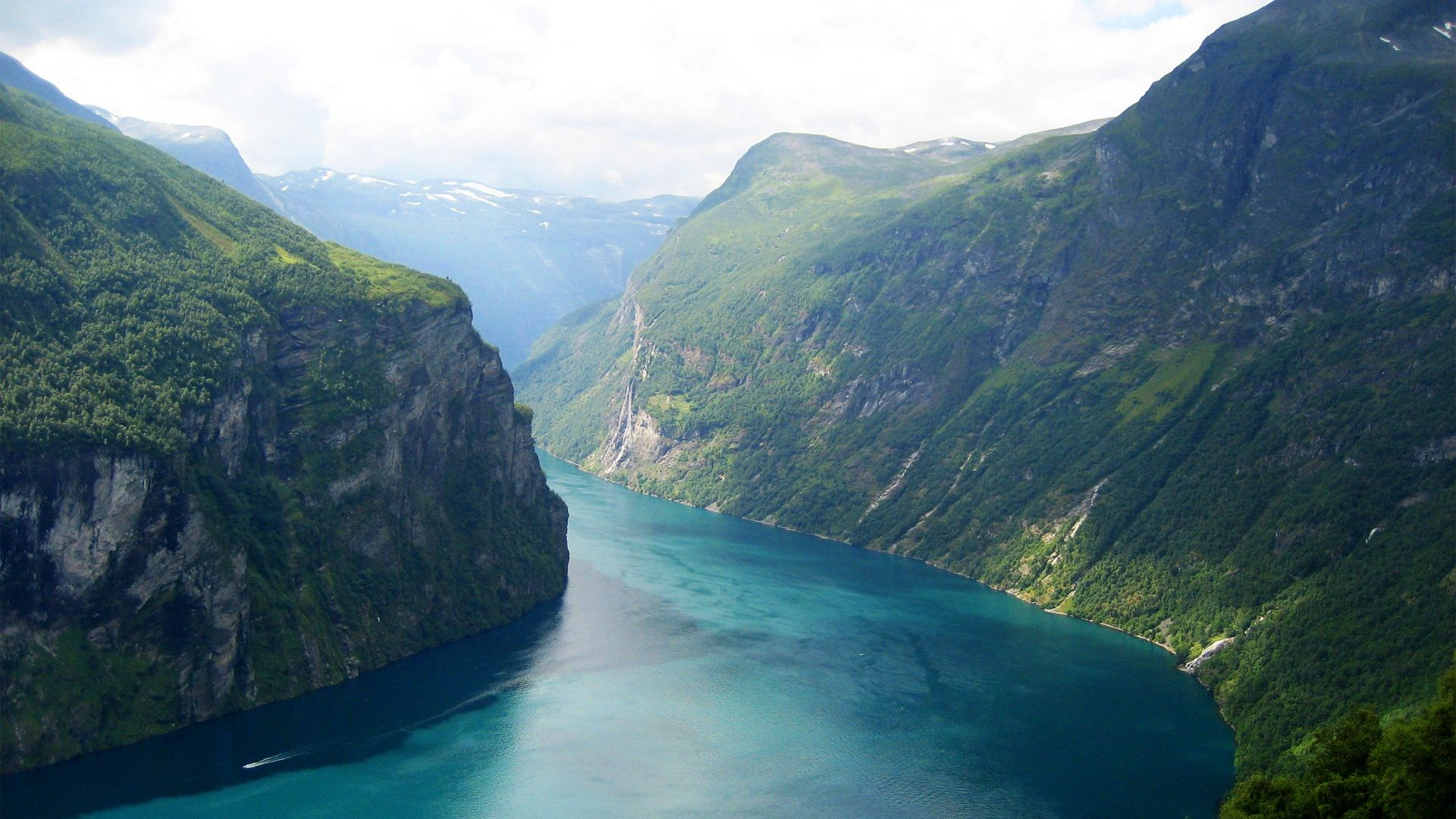 The Wallpapers Norway Fjords