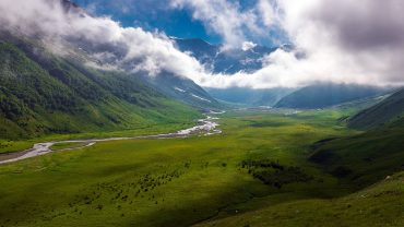The Wallpapers Of The Caucasus Mountains