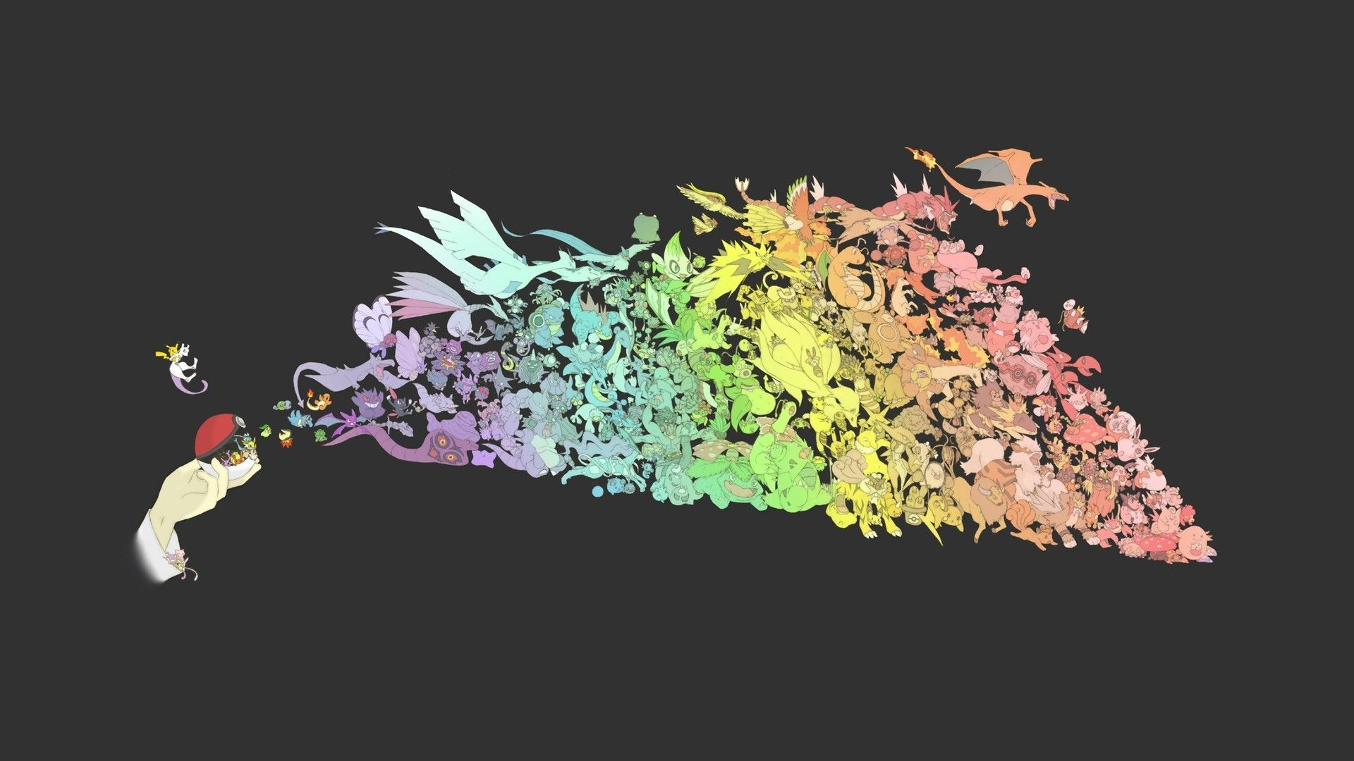 The Wallpapers Pokemon