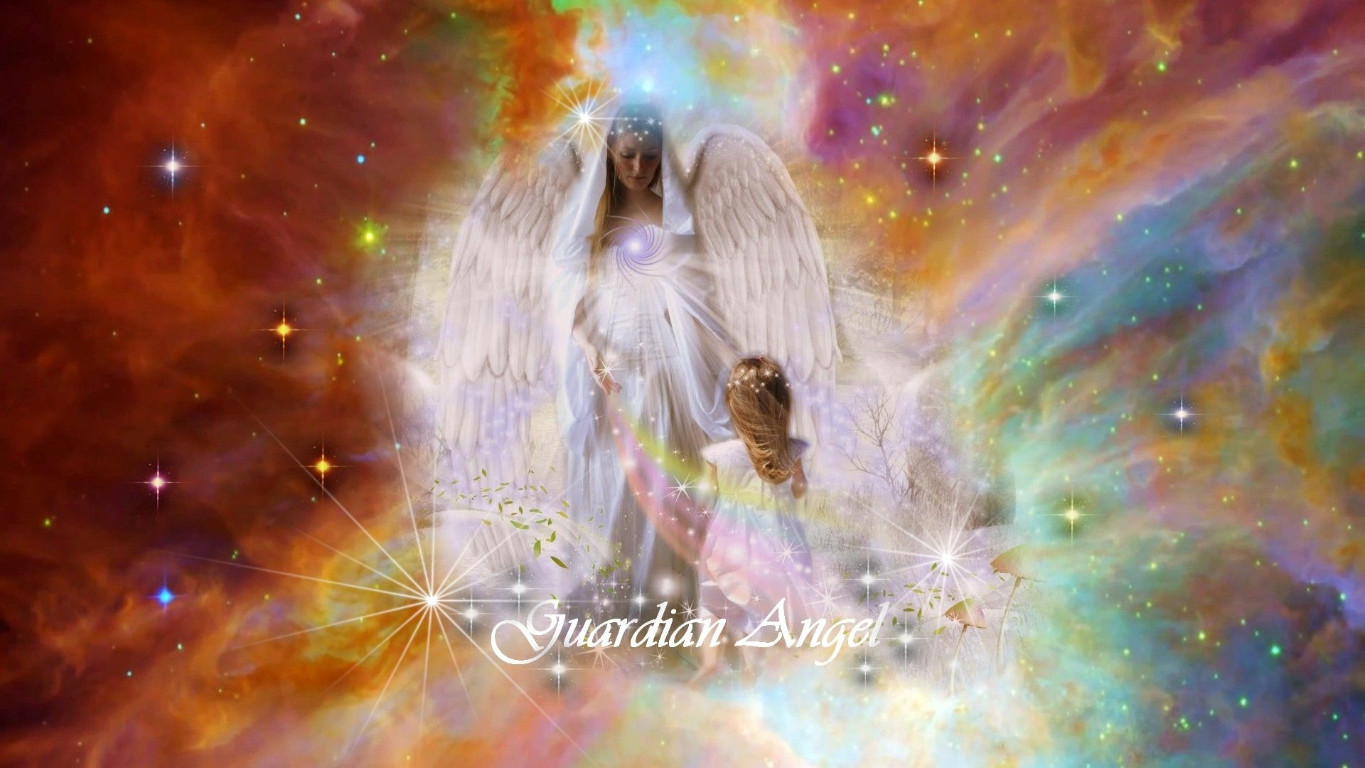 The Angel Pictures Are Beautiful