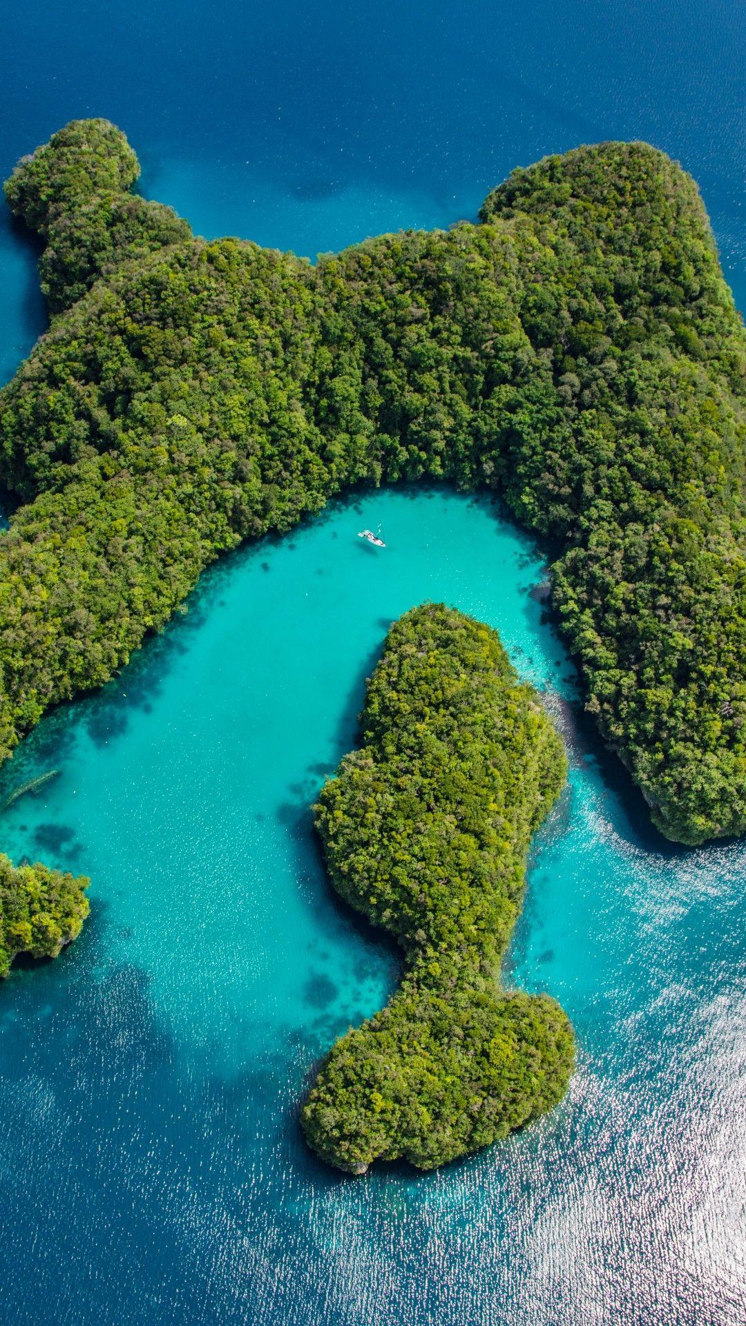 The Archipelago Of Palau