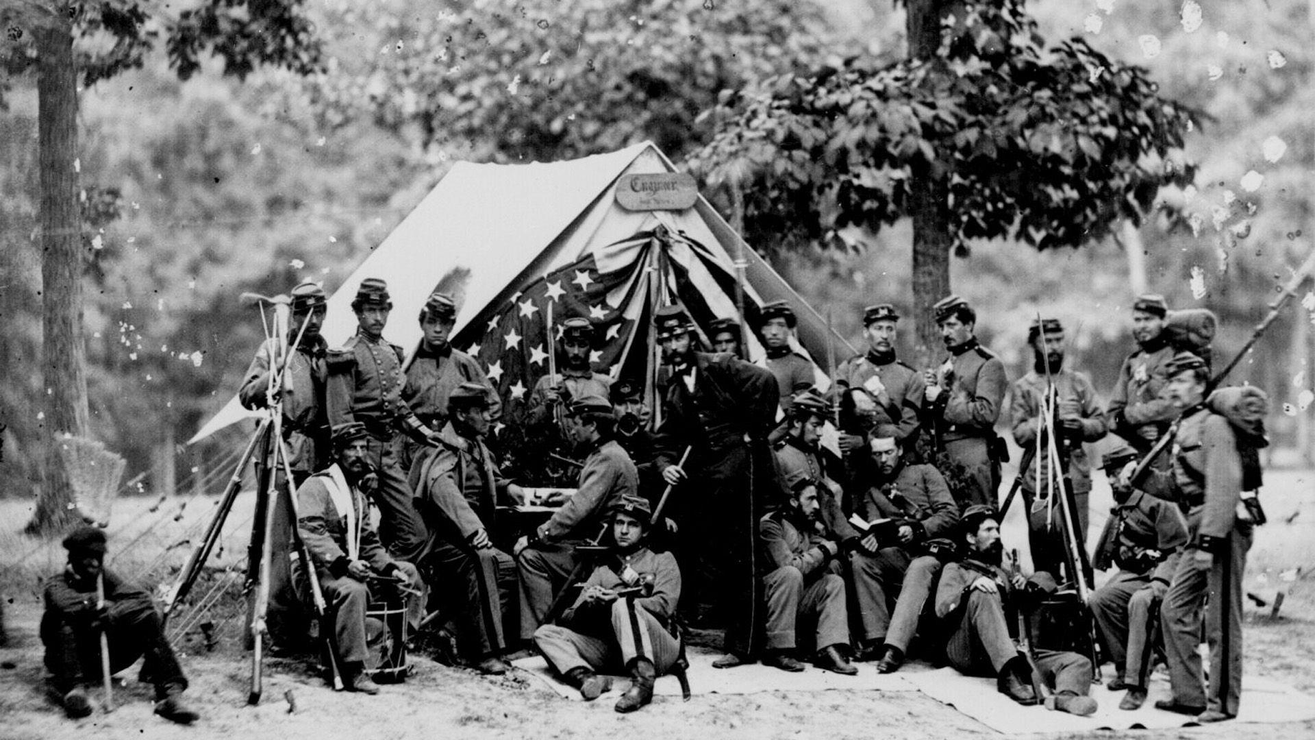 The Civil War In America 1861 1865