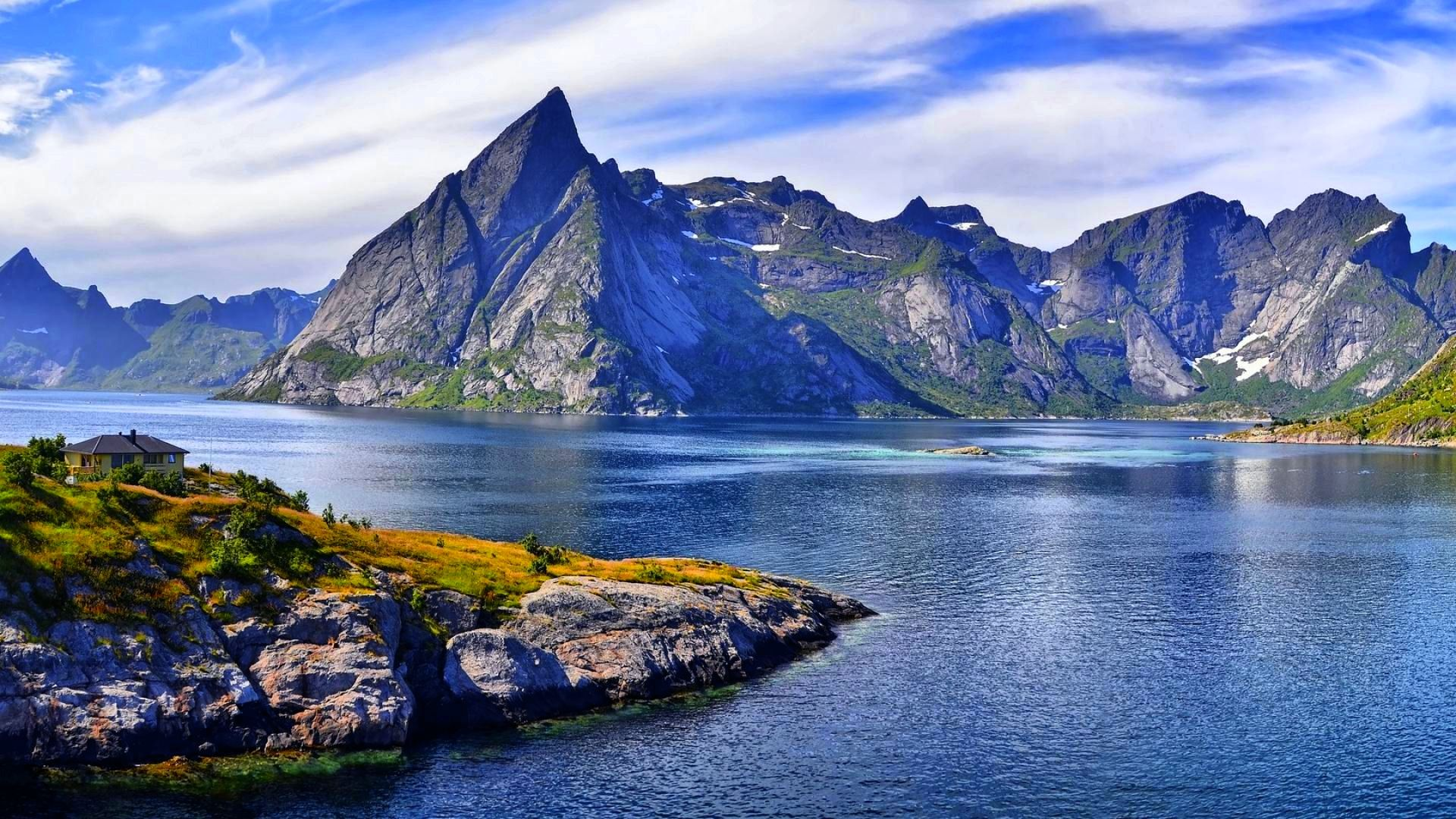 Fjords Of Norway Mobile Wallpapers Wallpaperboat