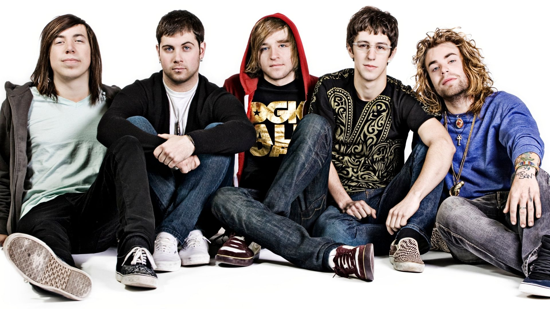 The Group Bring Me The Horizon
