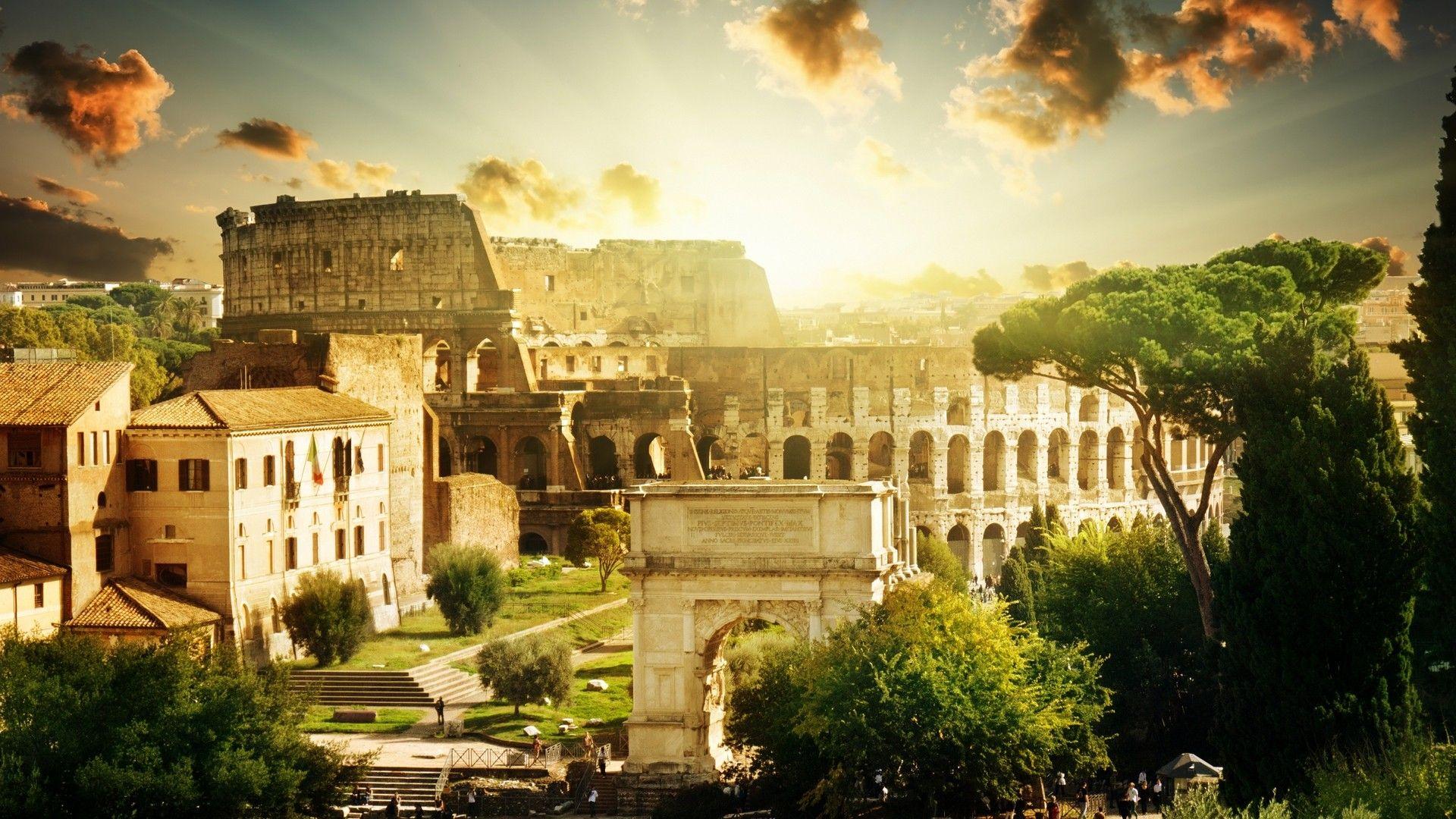 The Historic Centre Of Rome
