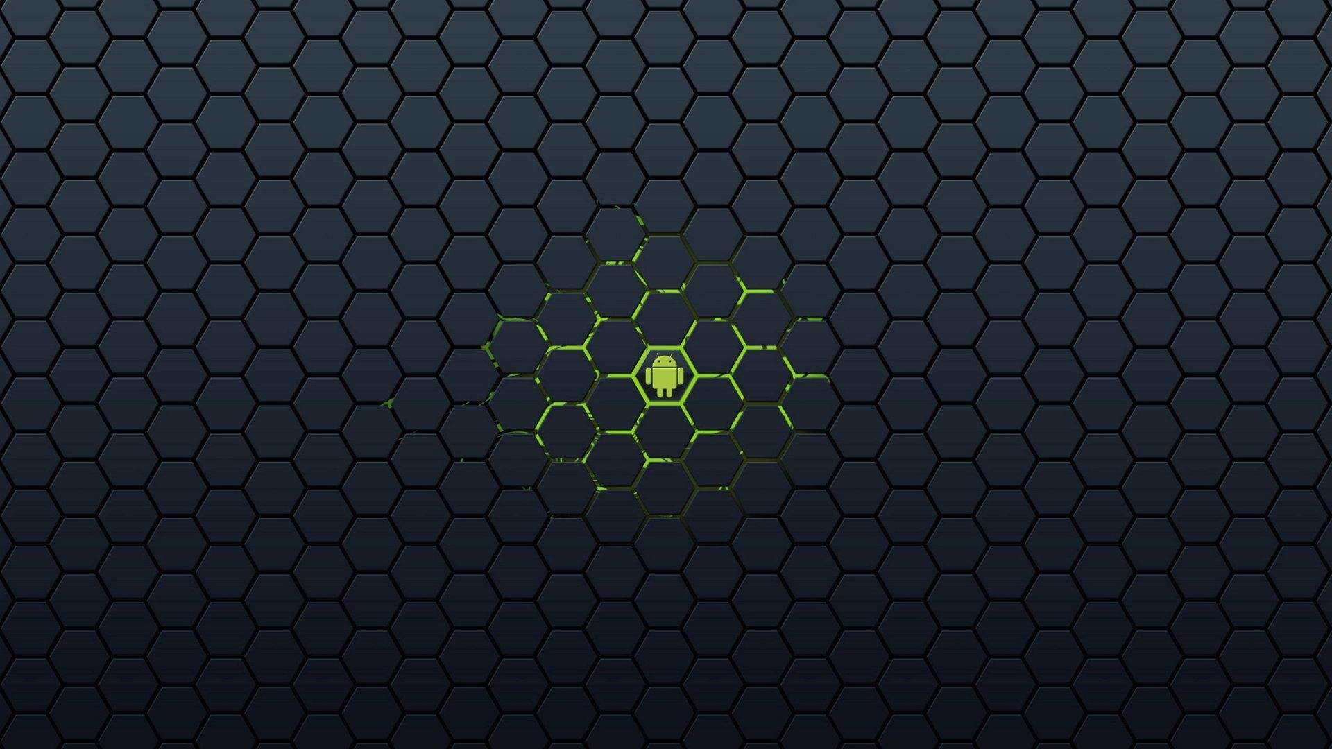 The Honeycomb Background Abstraction
