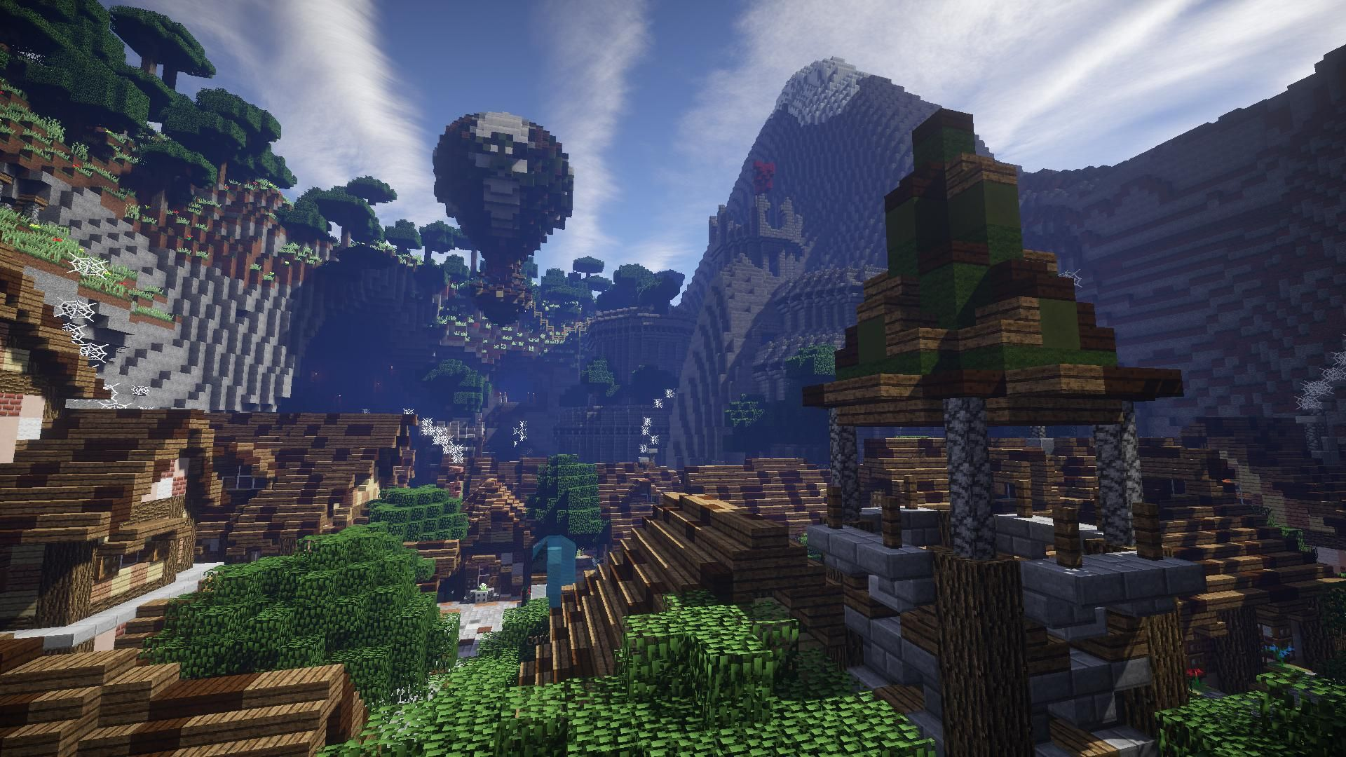 The Landscape Of Minecraft