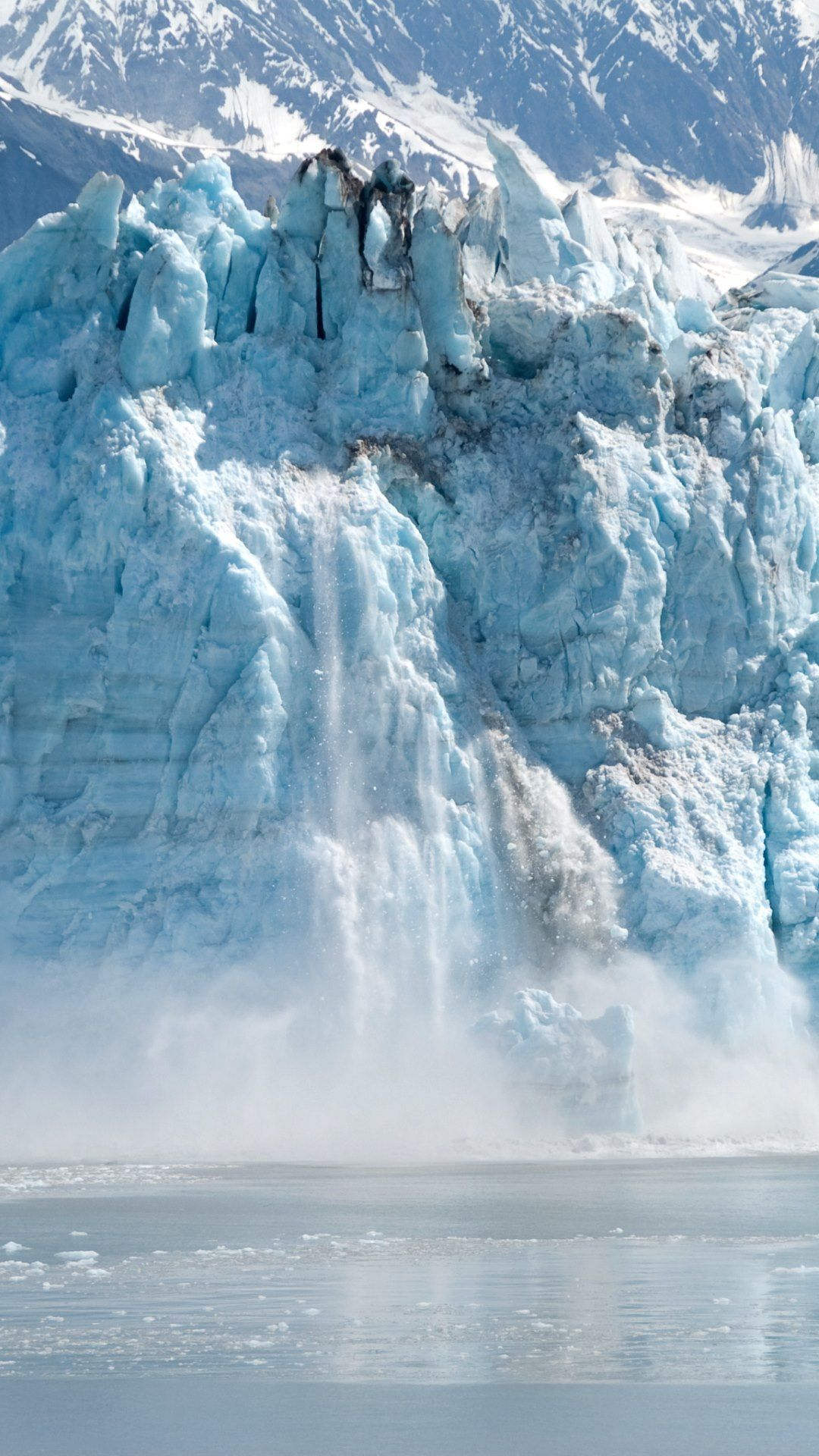 The Melting Of Ice In Antarctica