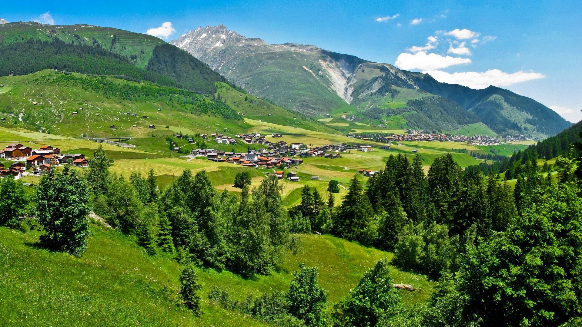 The Mountains Of Switzerland Photos