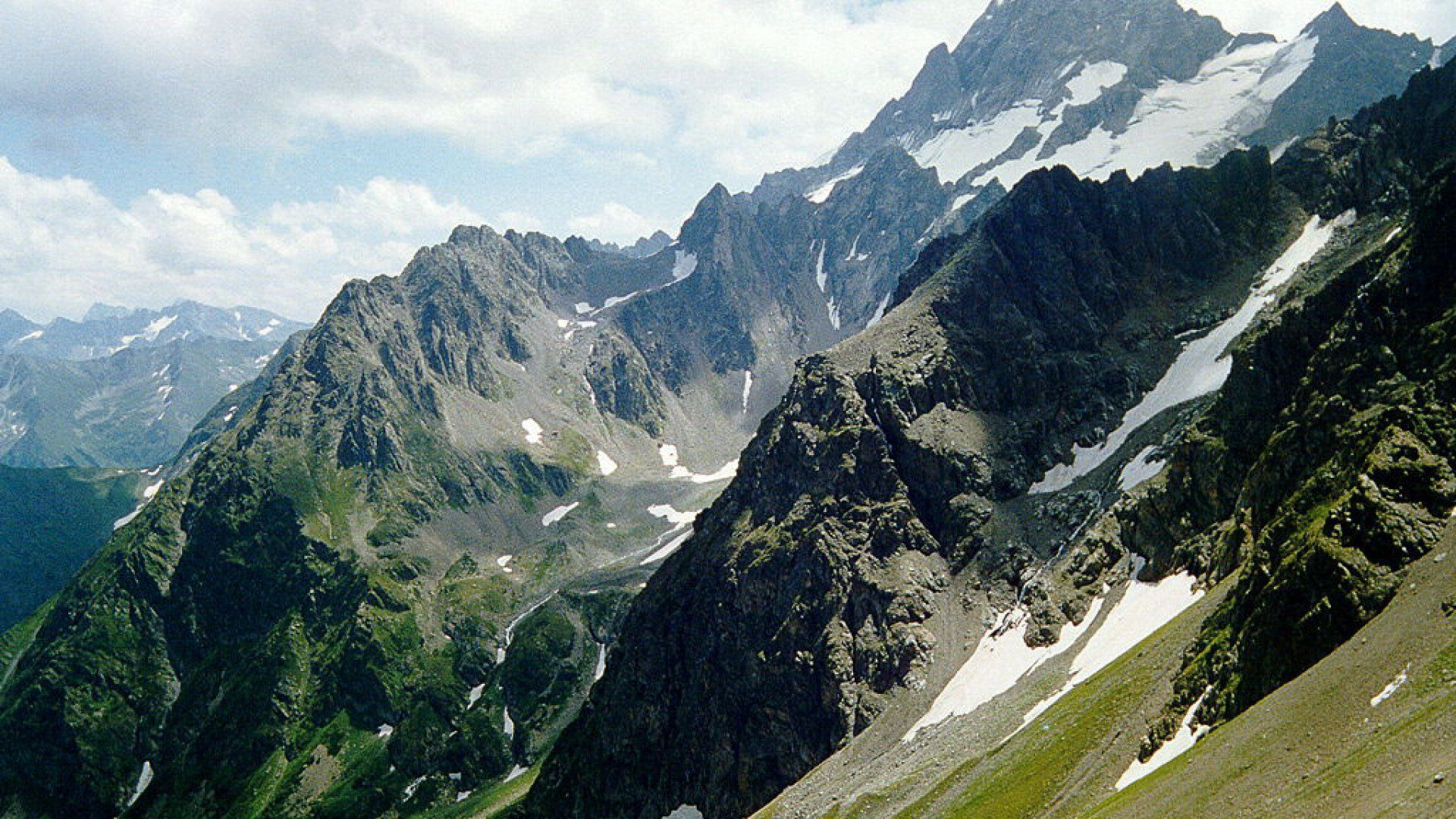 The Mountains Of The North Caucasus Photo