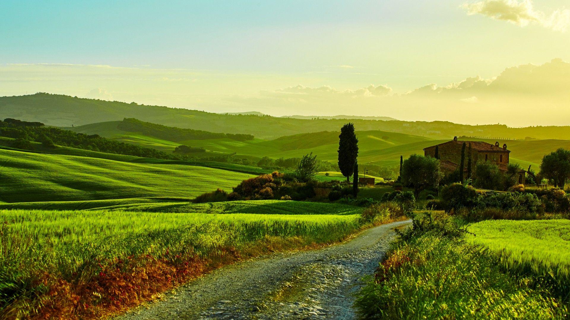 The Nature Of Italy Tuscany