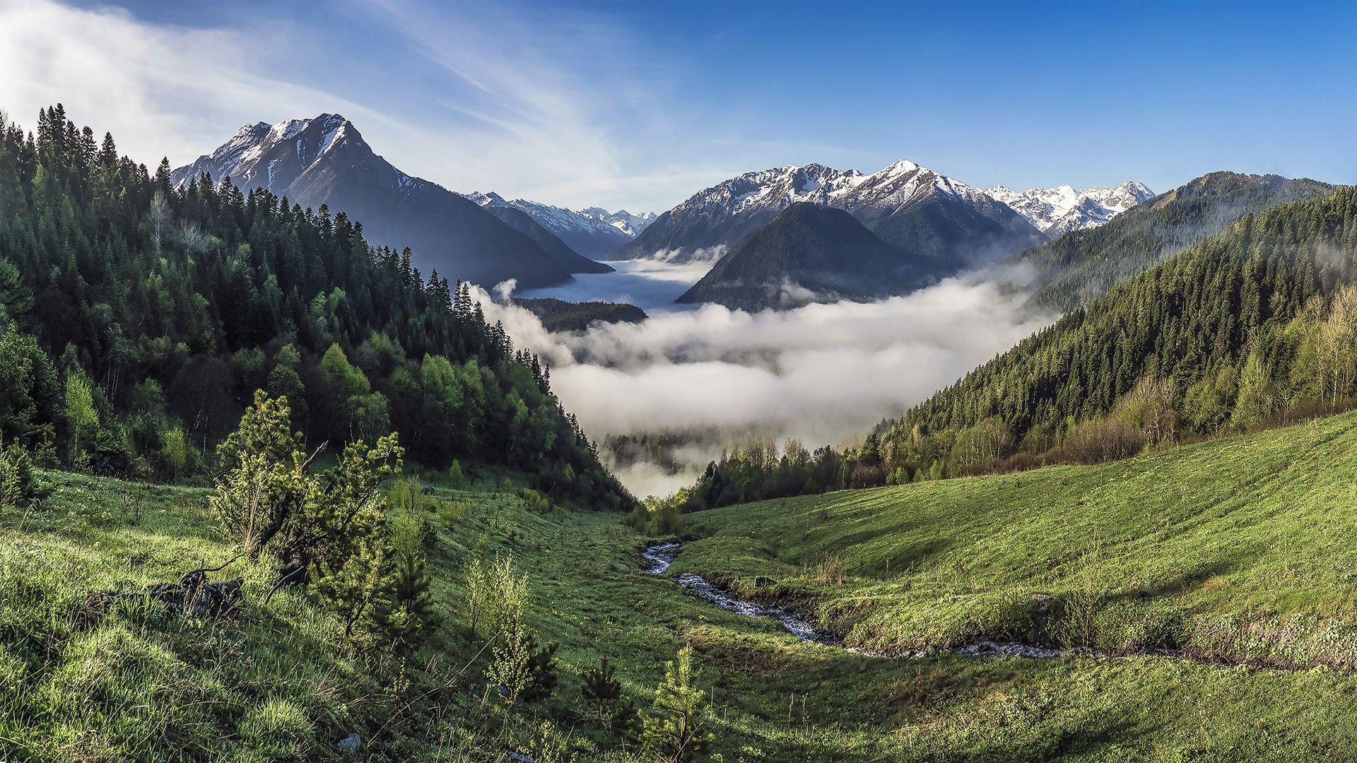The Nature Of The Karachay Cherkess Republic Photos