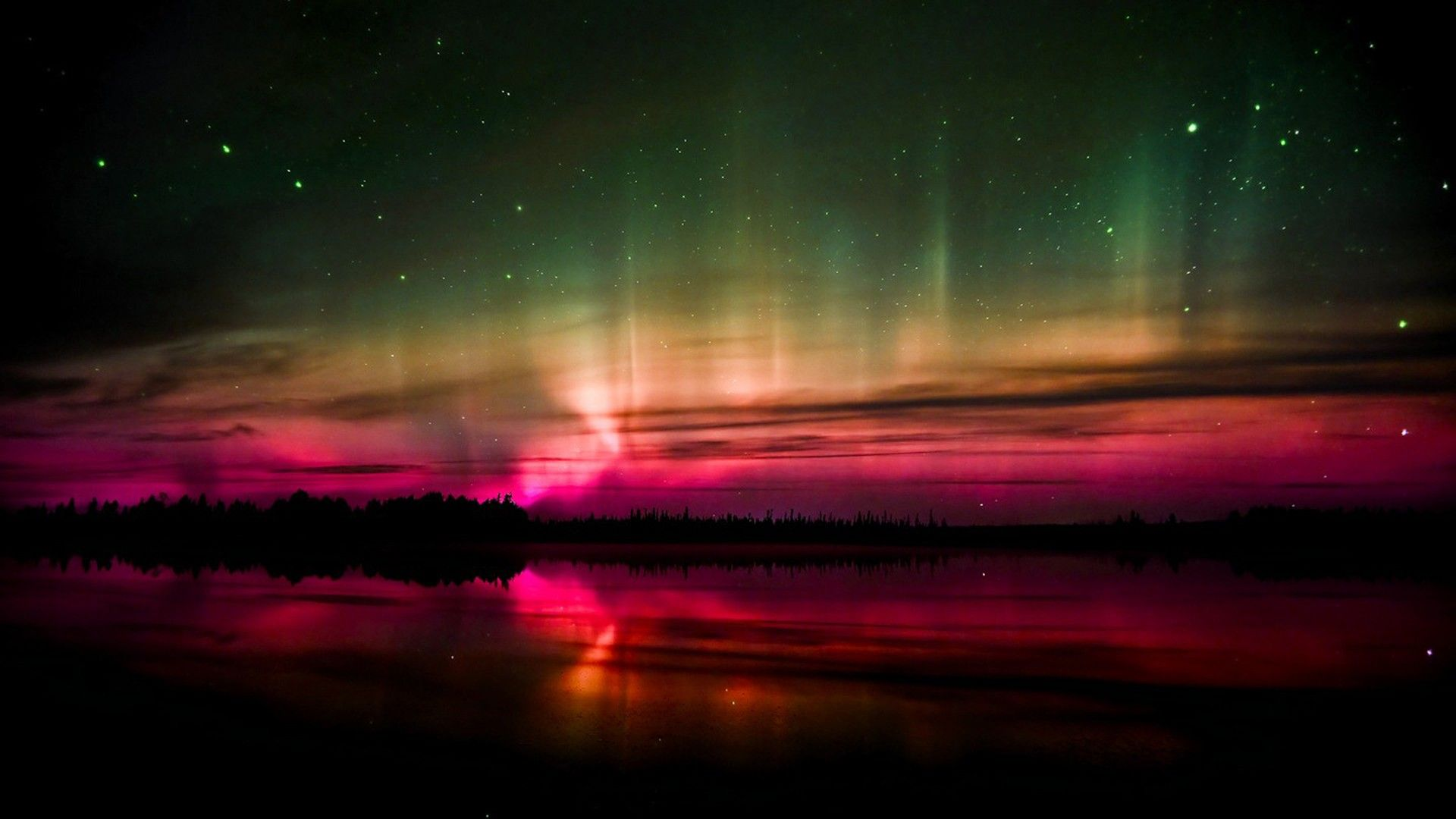 The Pictures On Your Desktop Northern Lights