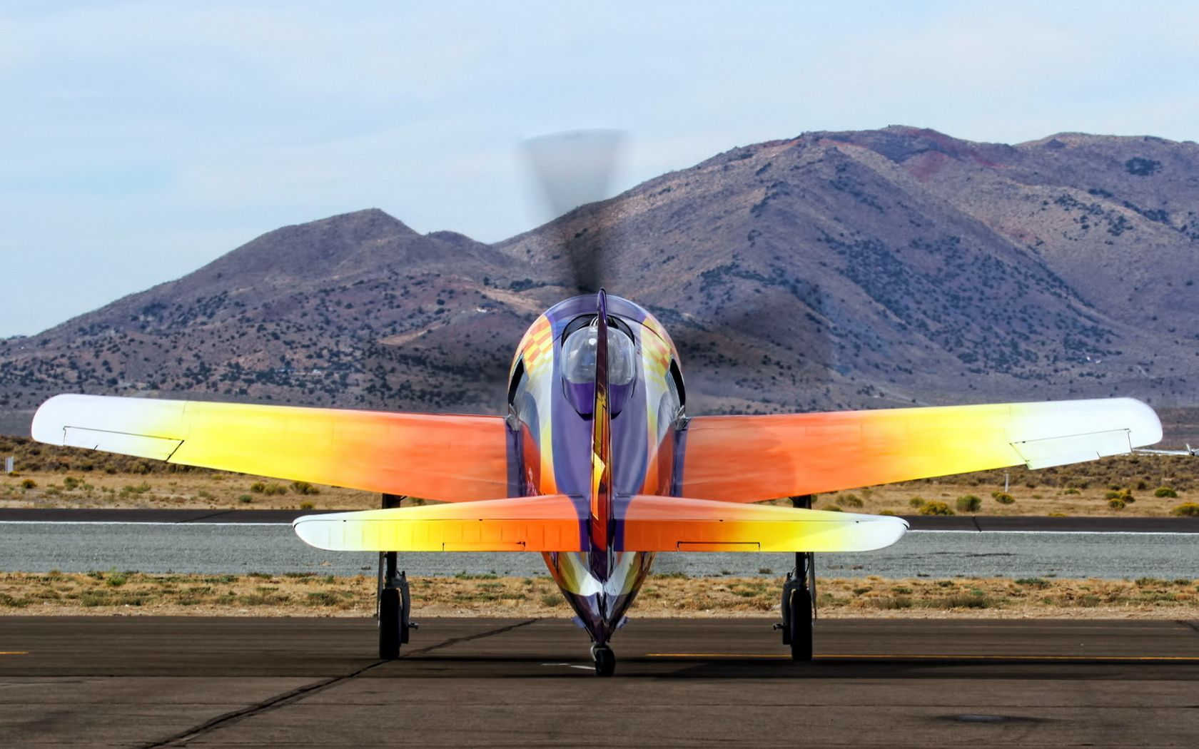 The Plane Picture