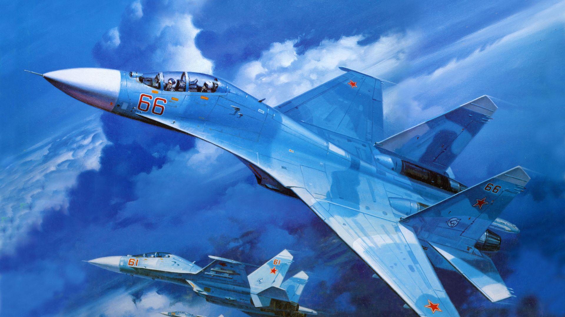 The Su 27