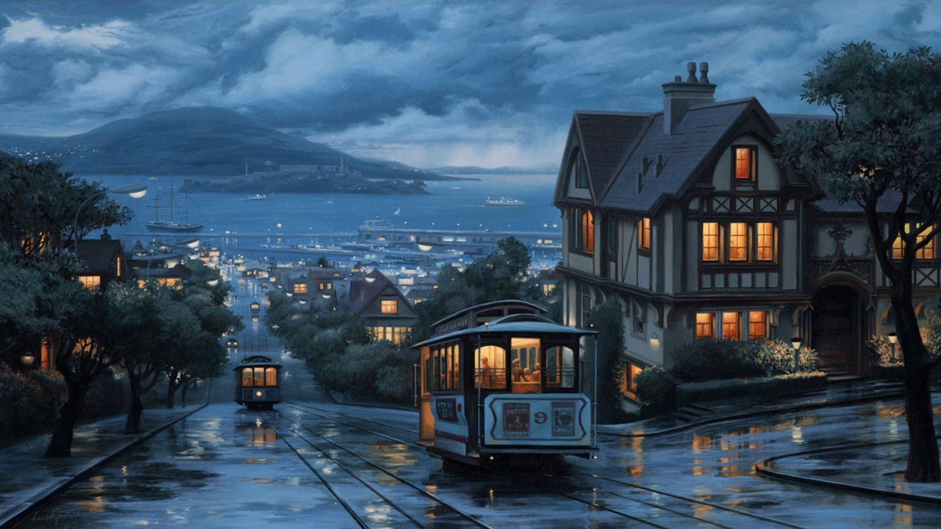 The Urban Landscape