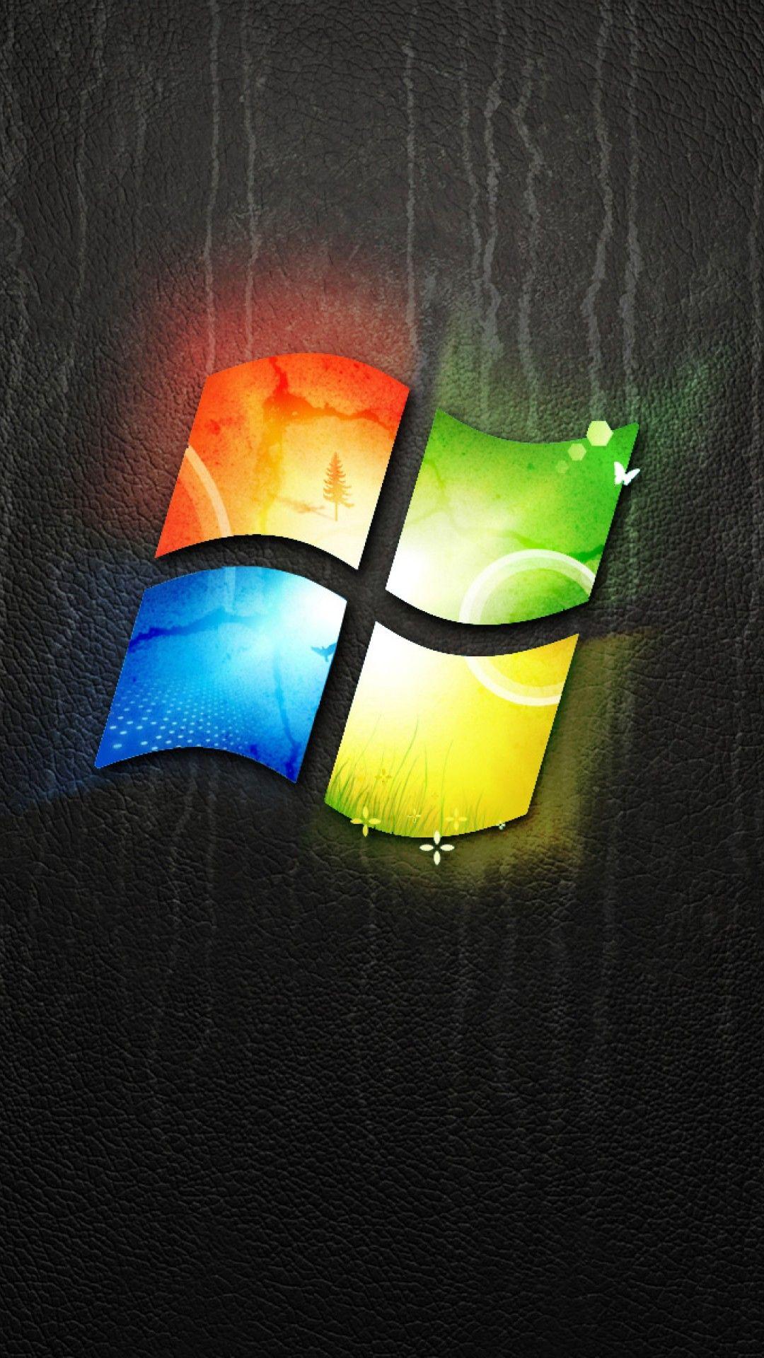 Theme Microsoft Broken Screen