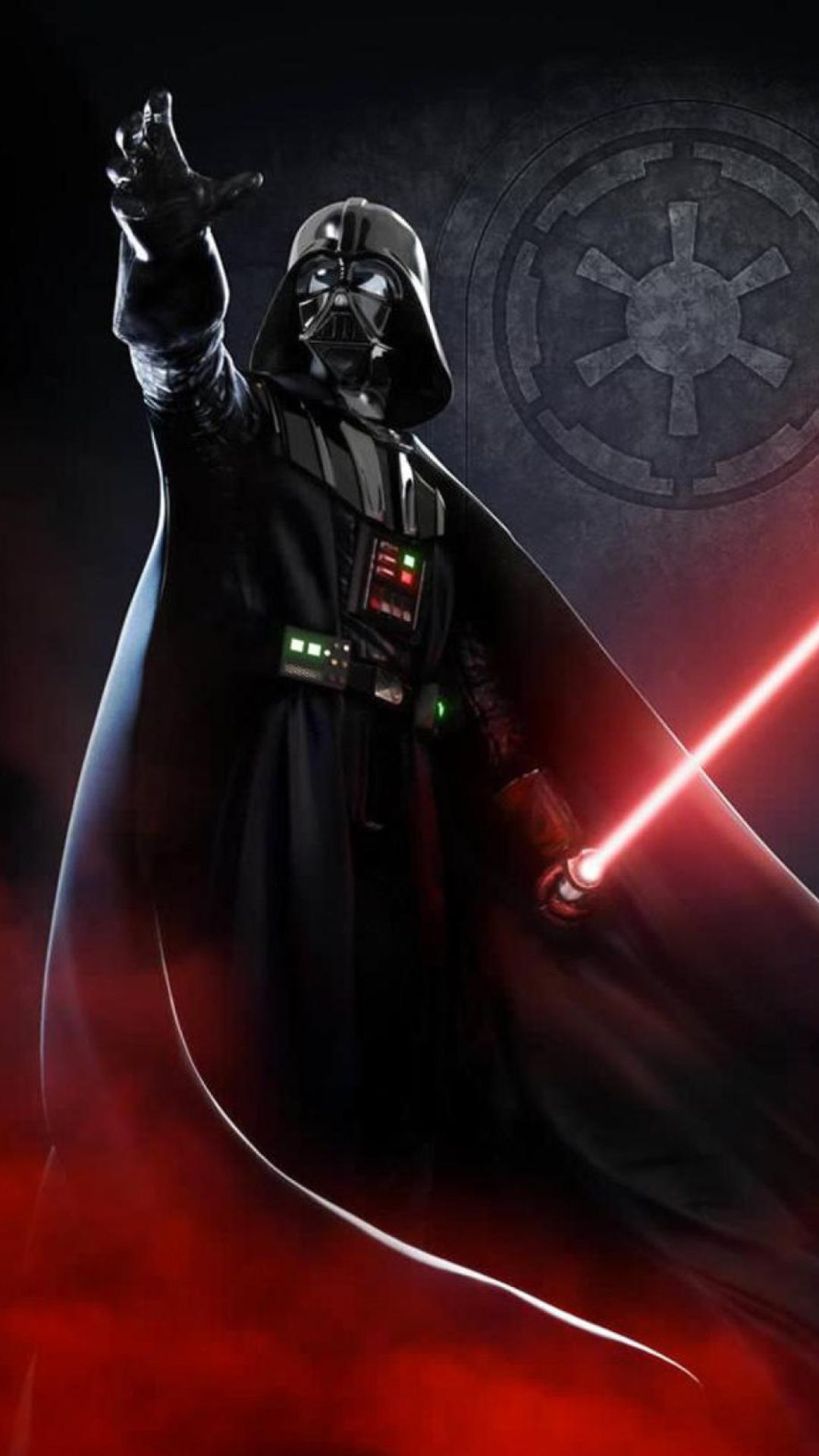 To Download The Wallpaper For Mobile Darth Vader