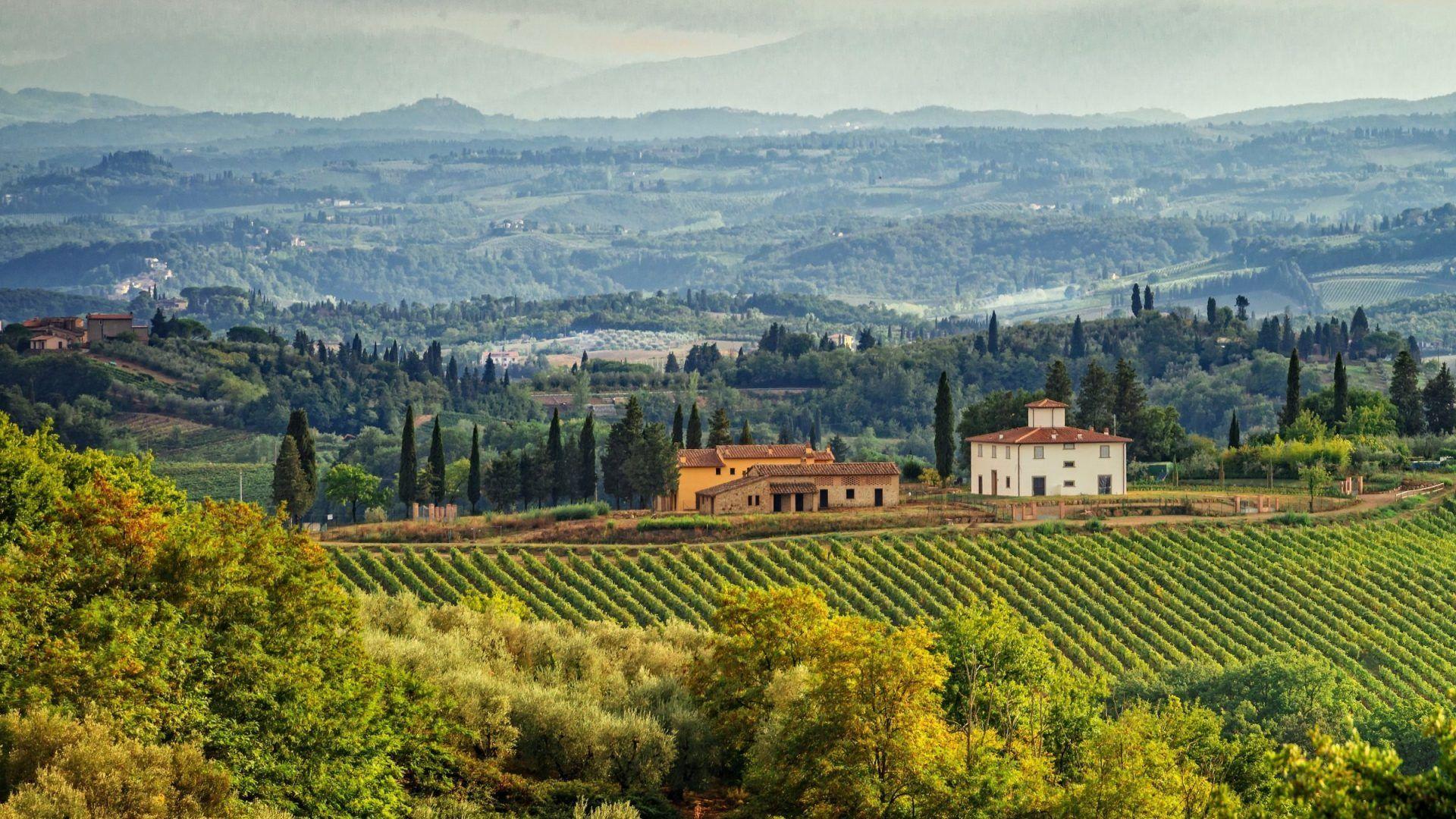 Types Of Tuscany Photo
