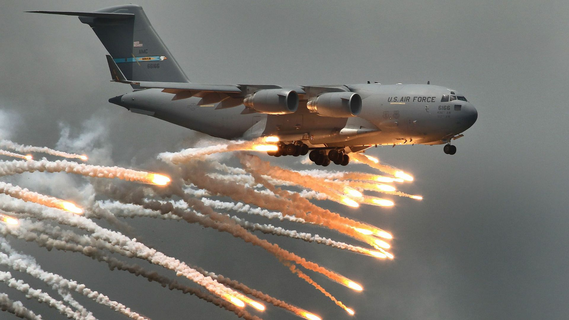 Us Air Force Planes