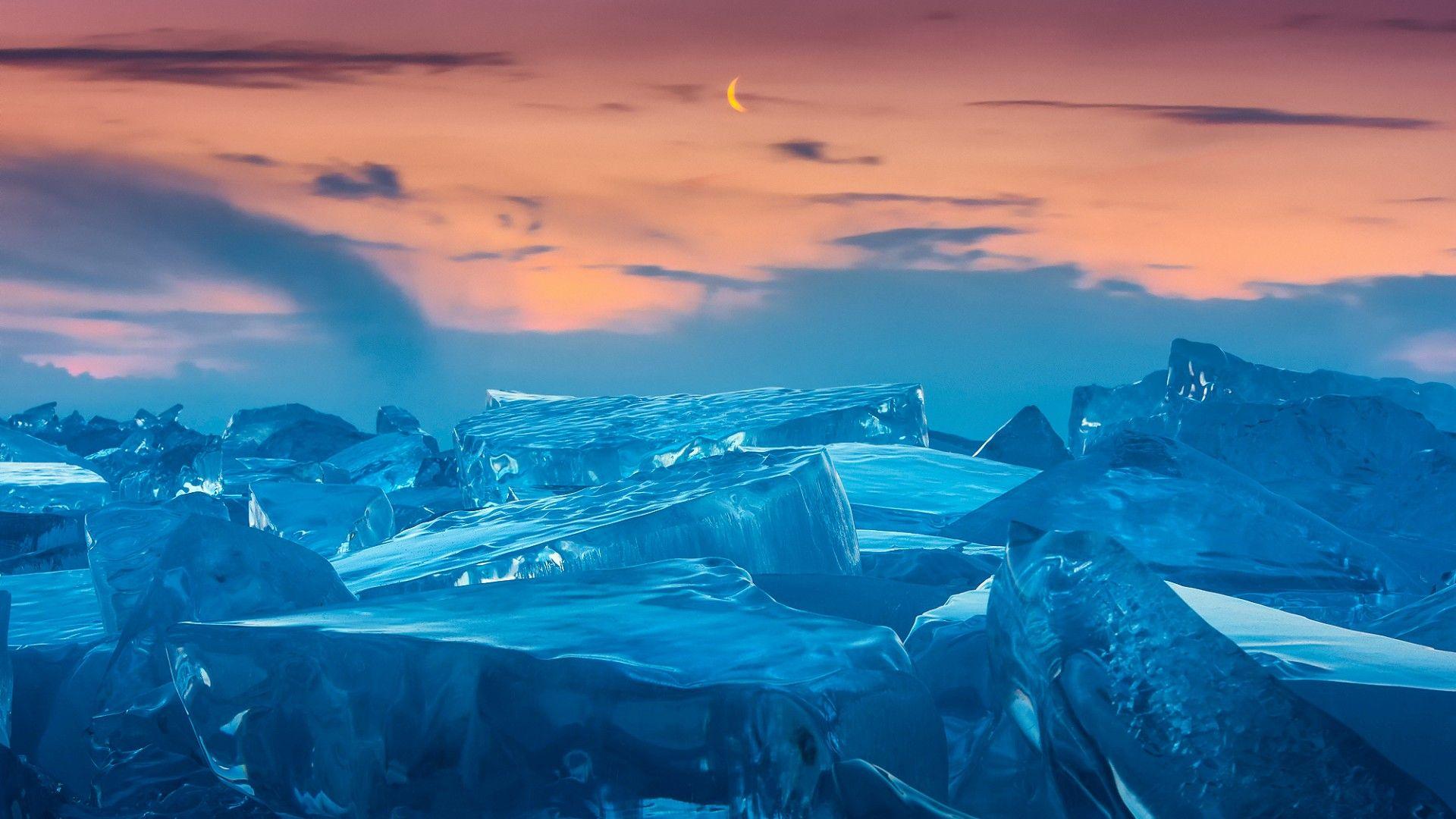 Von Baikal In Winter