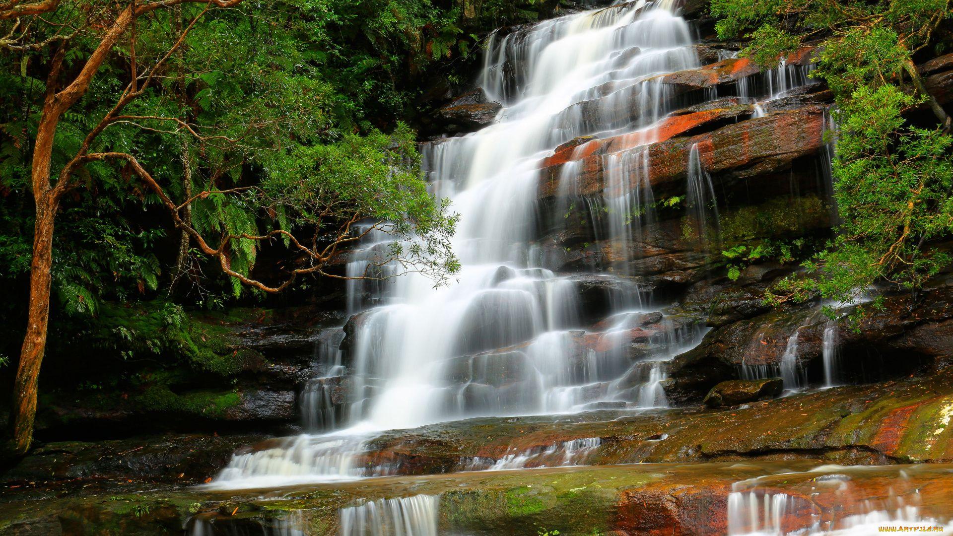 Waterfall Photos On Desktop
