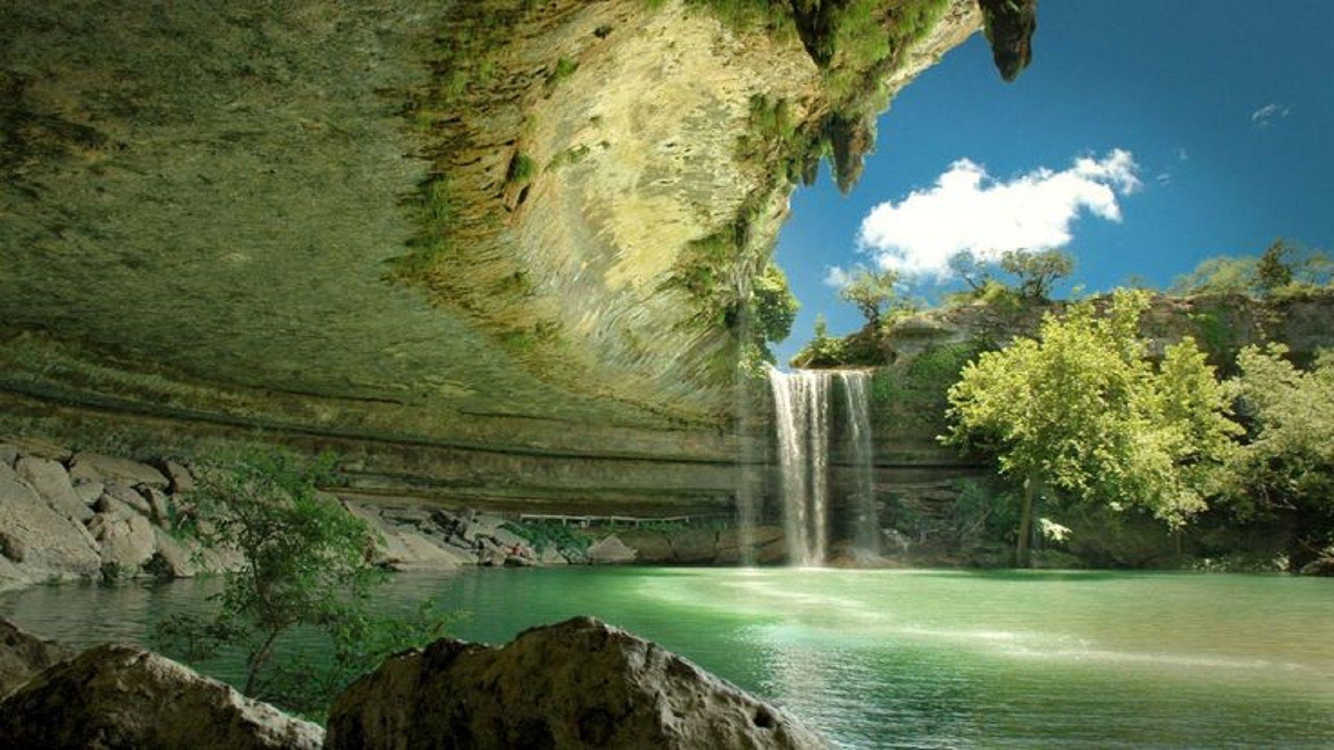 Waterfalls Photo The Most Beautiful